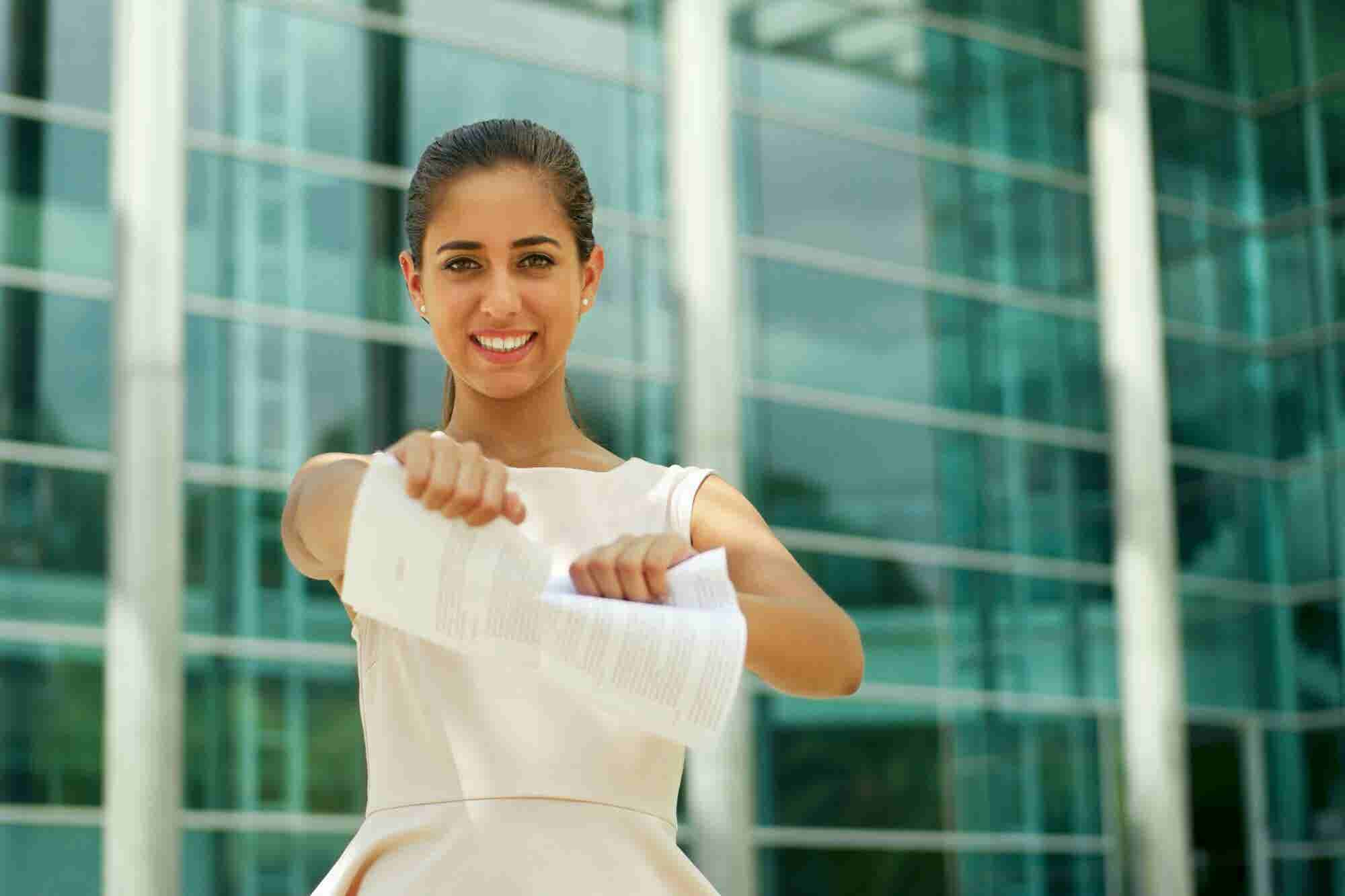 Cómo renunciar a tu empleo y comenzar tu negocio en 90 días