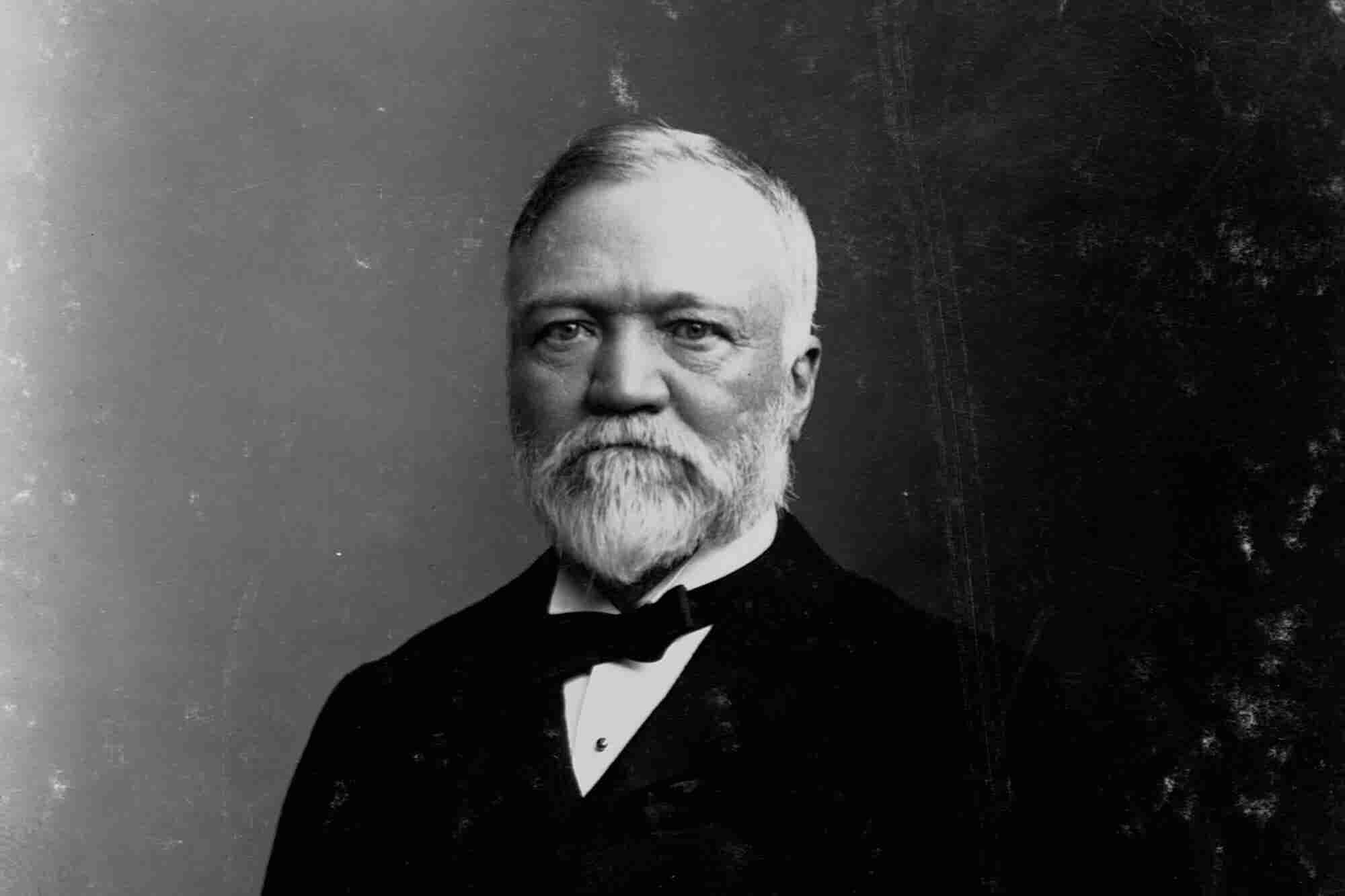 11 Great Quotes on Money From Andrew Carnegie's 'The Gospel of Wealth'