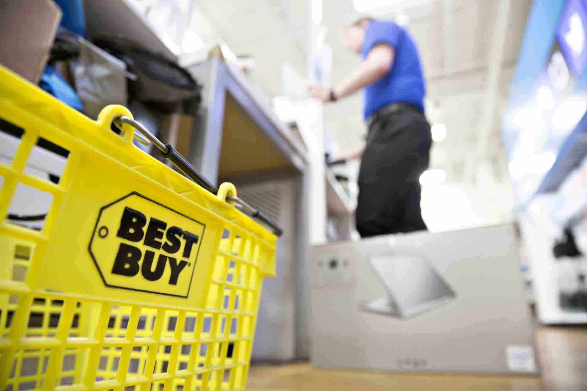 3 Ways Leadership Has Kept Best Buy Standing Tall While Its Competitors Fell
