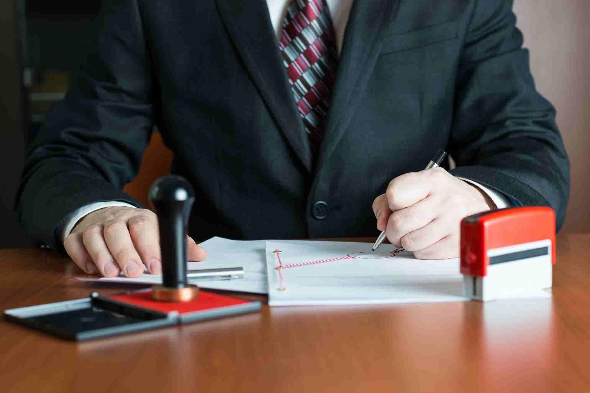 Para qué necesita tu empresa un notario