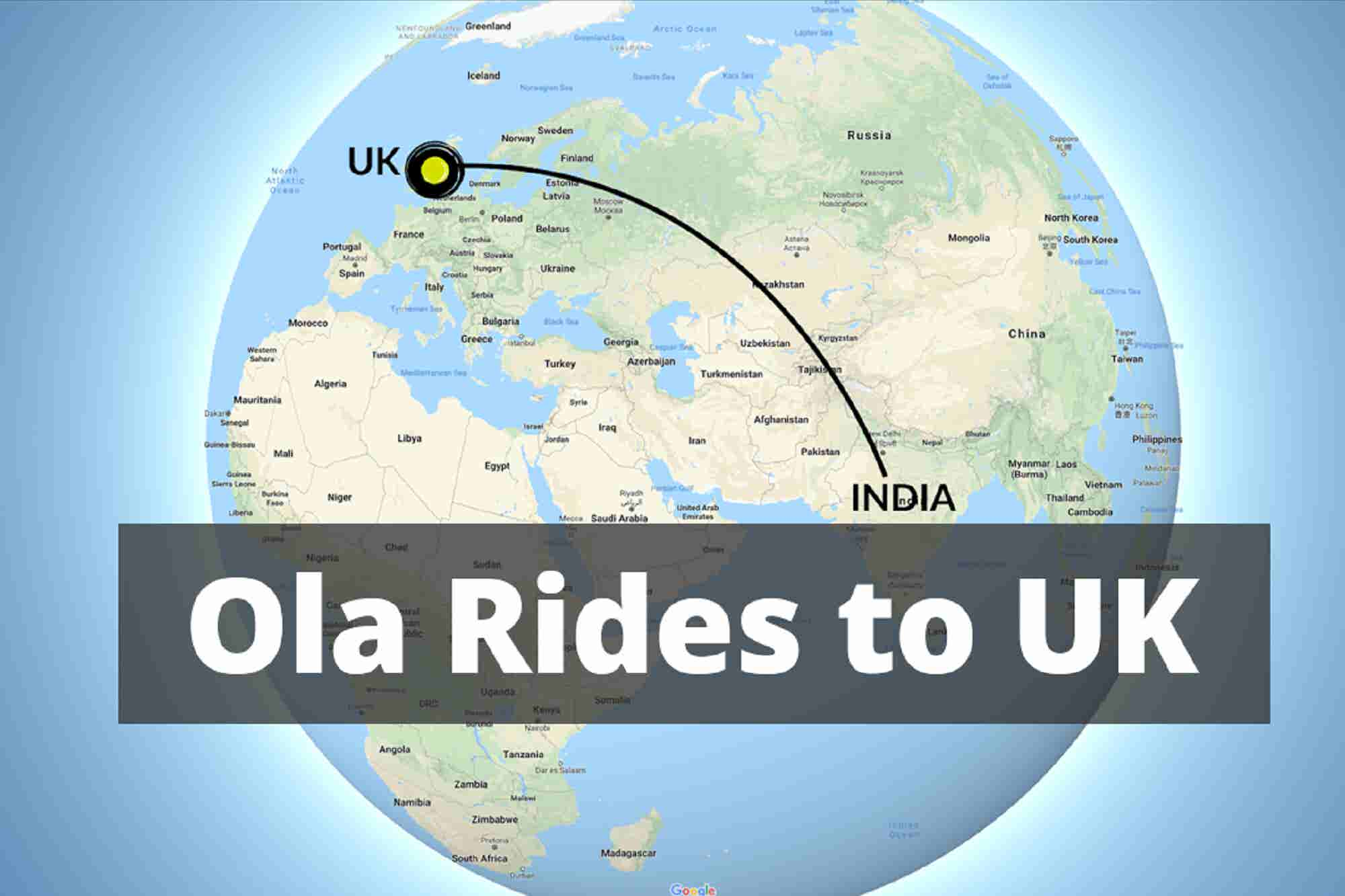 Ola Rides to UK & Alexa has the Answer: 4 Things to Know Today