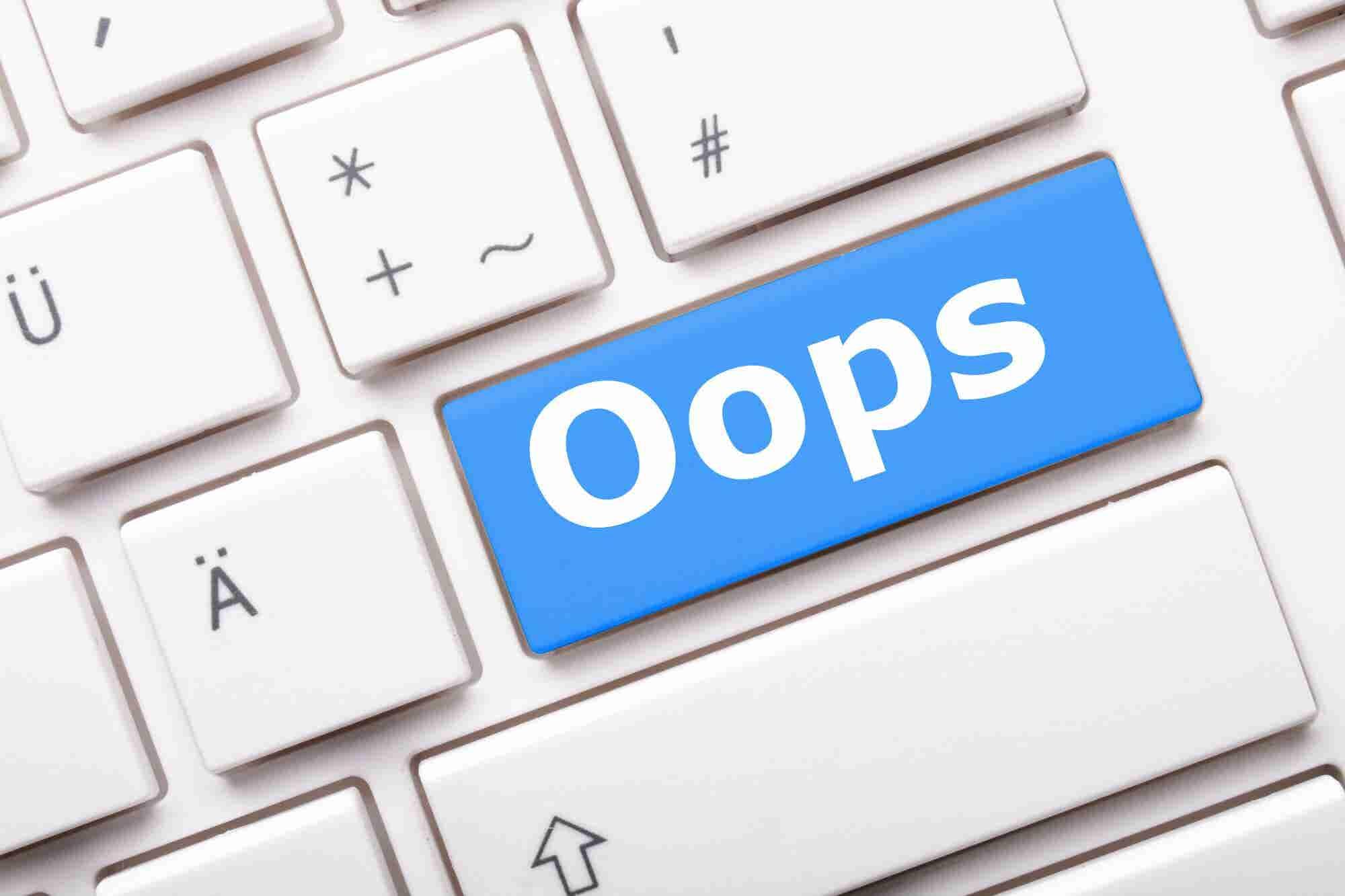 5 errores que matan un plan de negocio