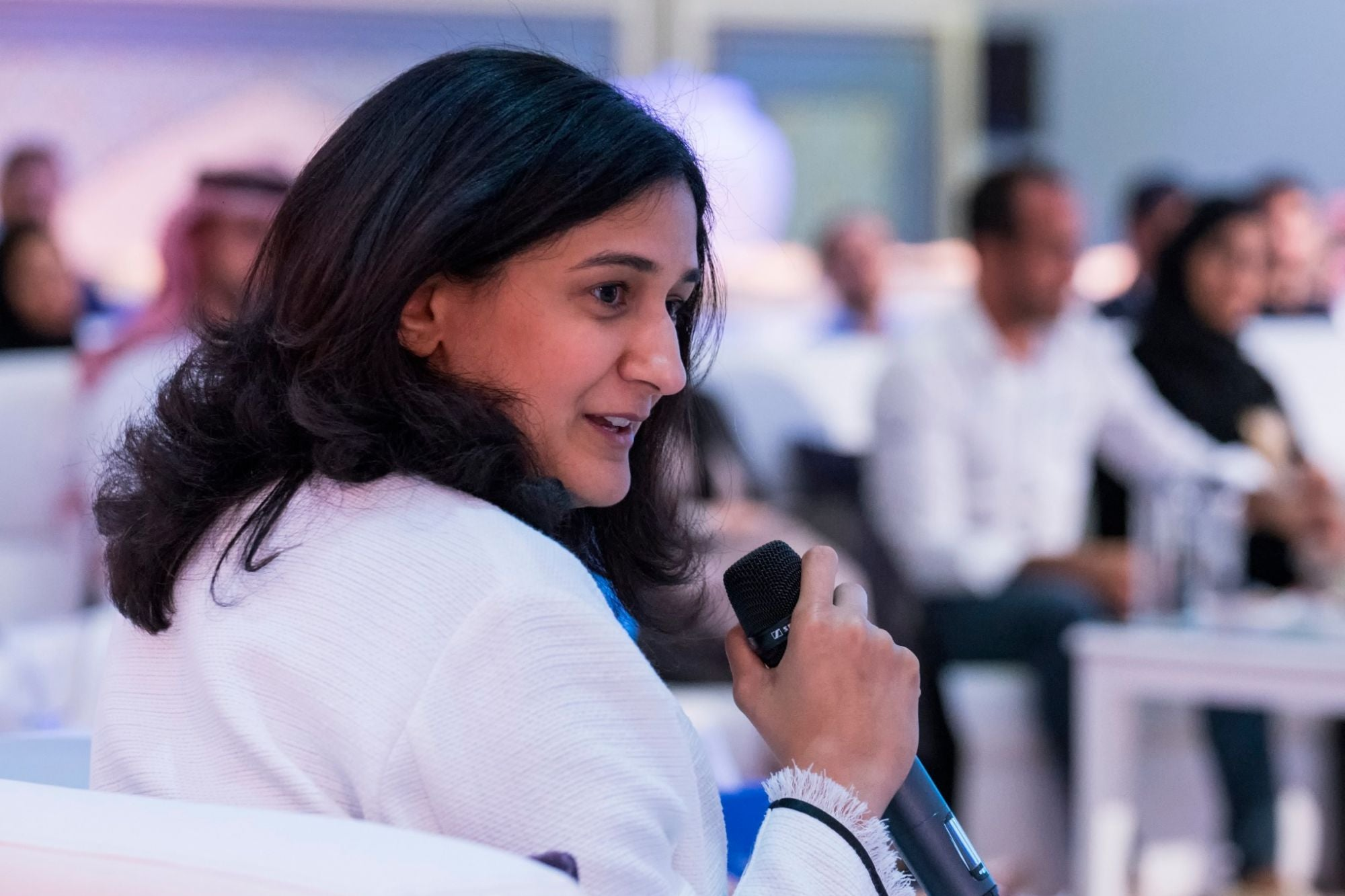 Follow The Leader: Najla Al-Midfa, CEO, Sharjah Entrepreneurship