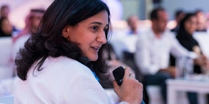 Follow The Leader: Najla Al-Midfa, CEO, Sharjah Entrepreneurship Center (Sheraa)