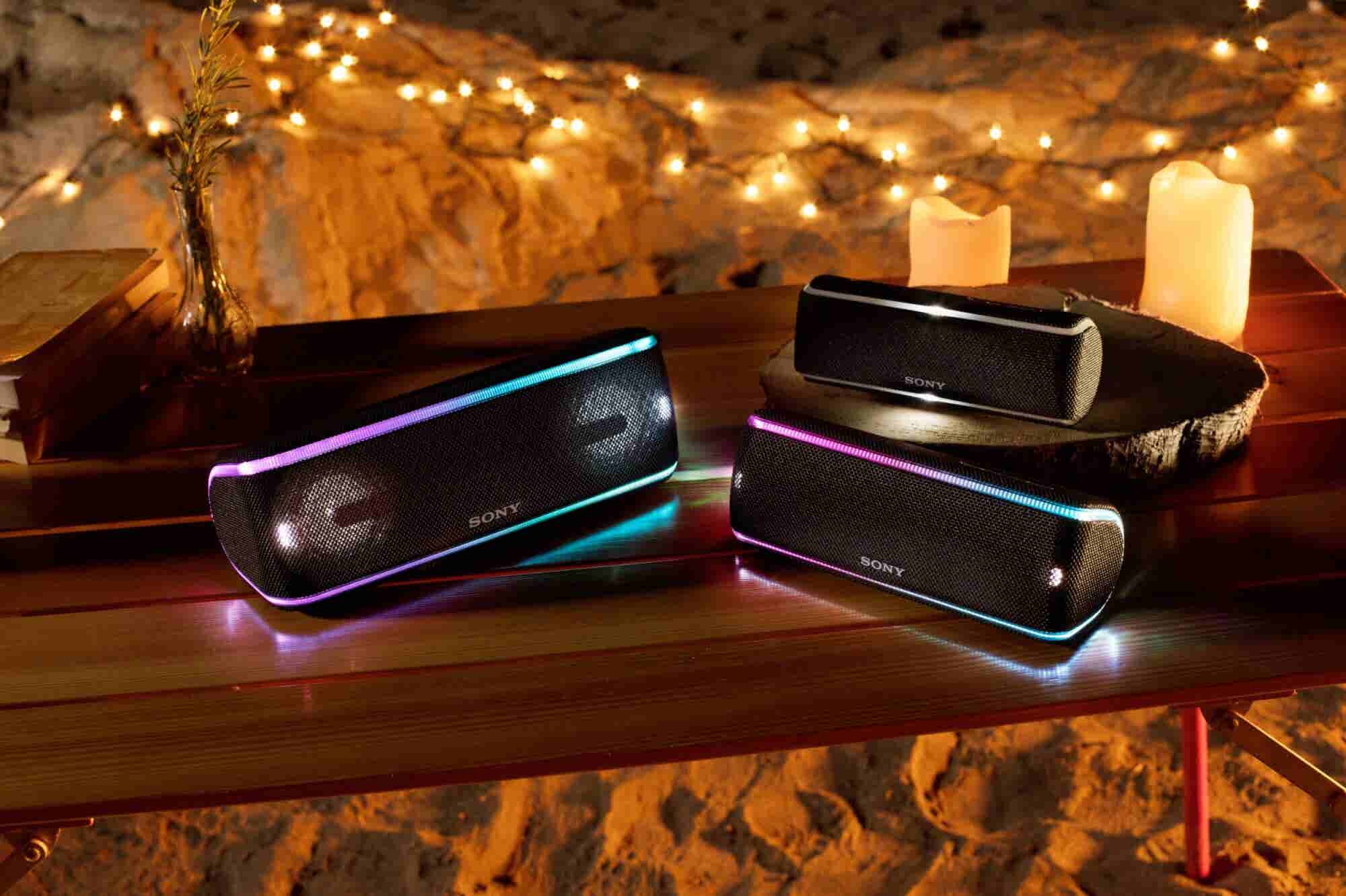 All About That Bass: Sony EXTRA BASS Wireless Speakers