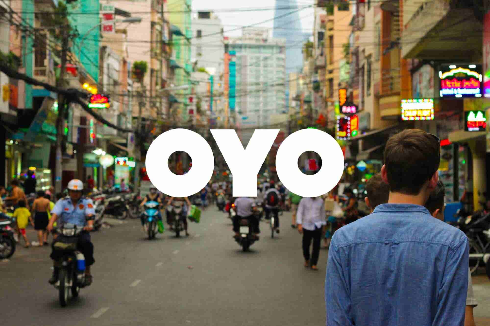OYO Rooms' Unstoppable Growth in China