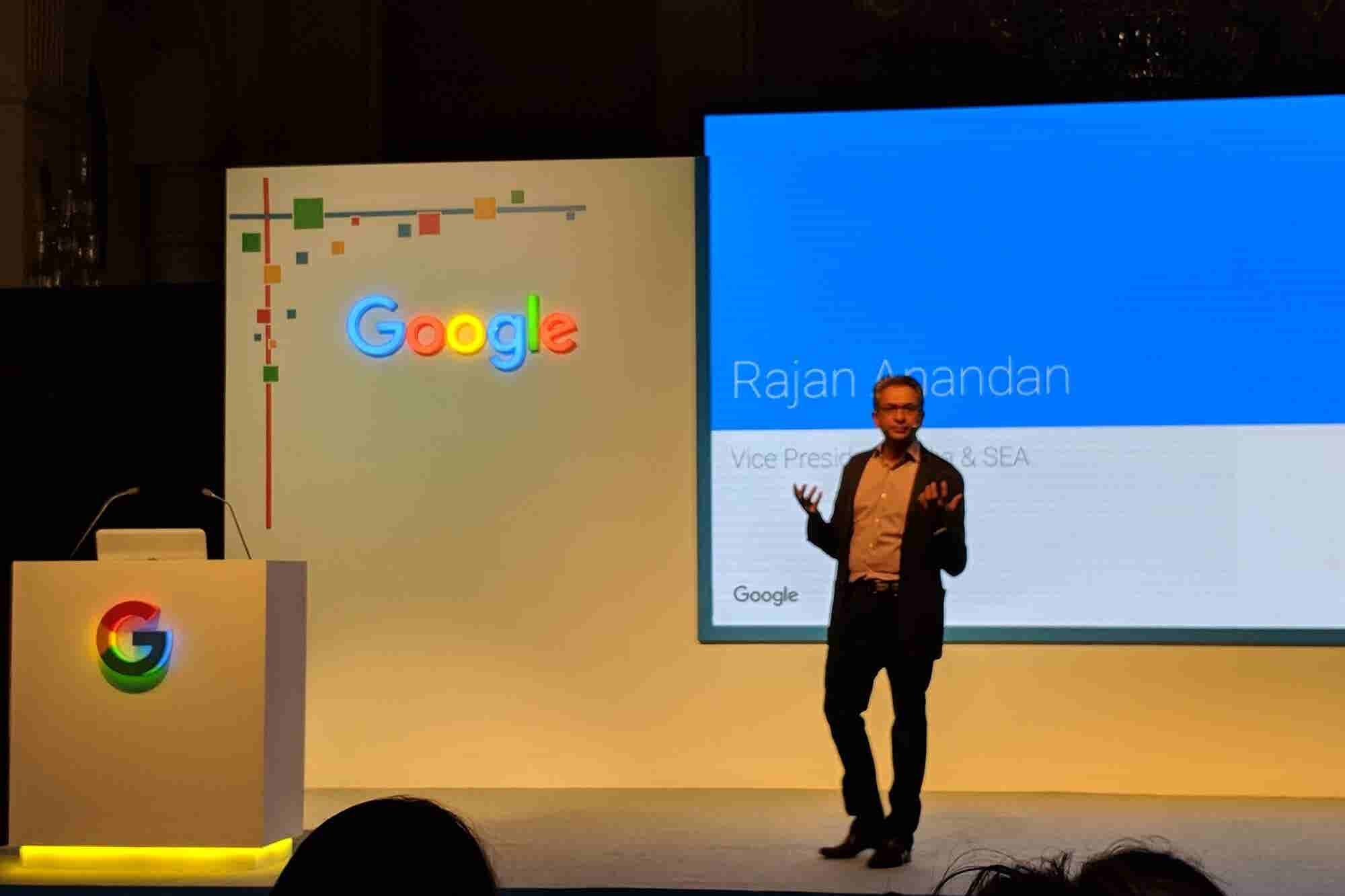 Why Rajan Anandan of Google Told His 12-year-old Daughter to Start Up