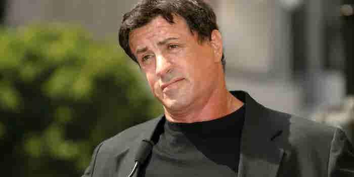 De la miseria al estrellato: El difícil camino de Sylvester Stallone hacia el éxito