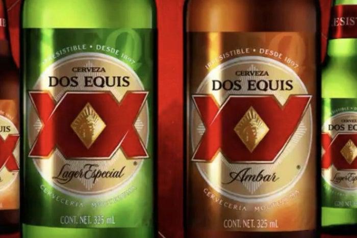 Cerveza Dos Equis cambia su logo a XY para ser más equitativa