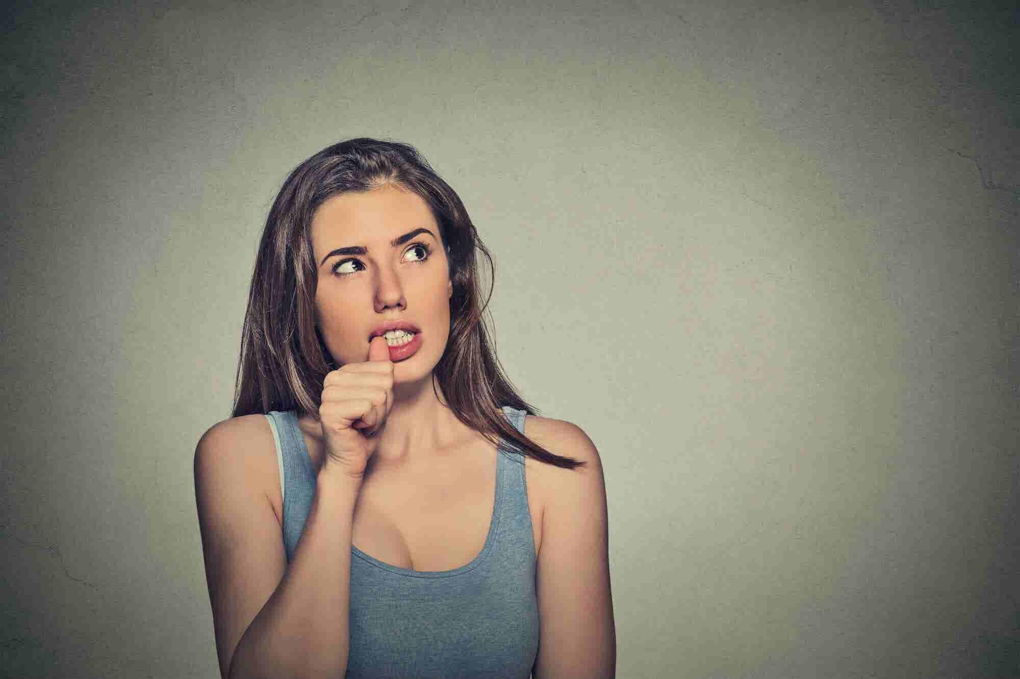4 ventajas de ser un poco inseguro