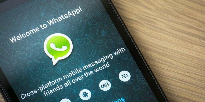 Los anuncios llegan a WhatsApp