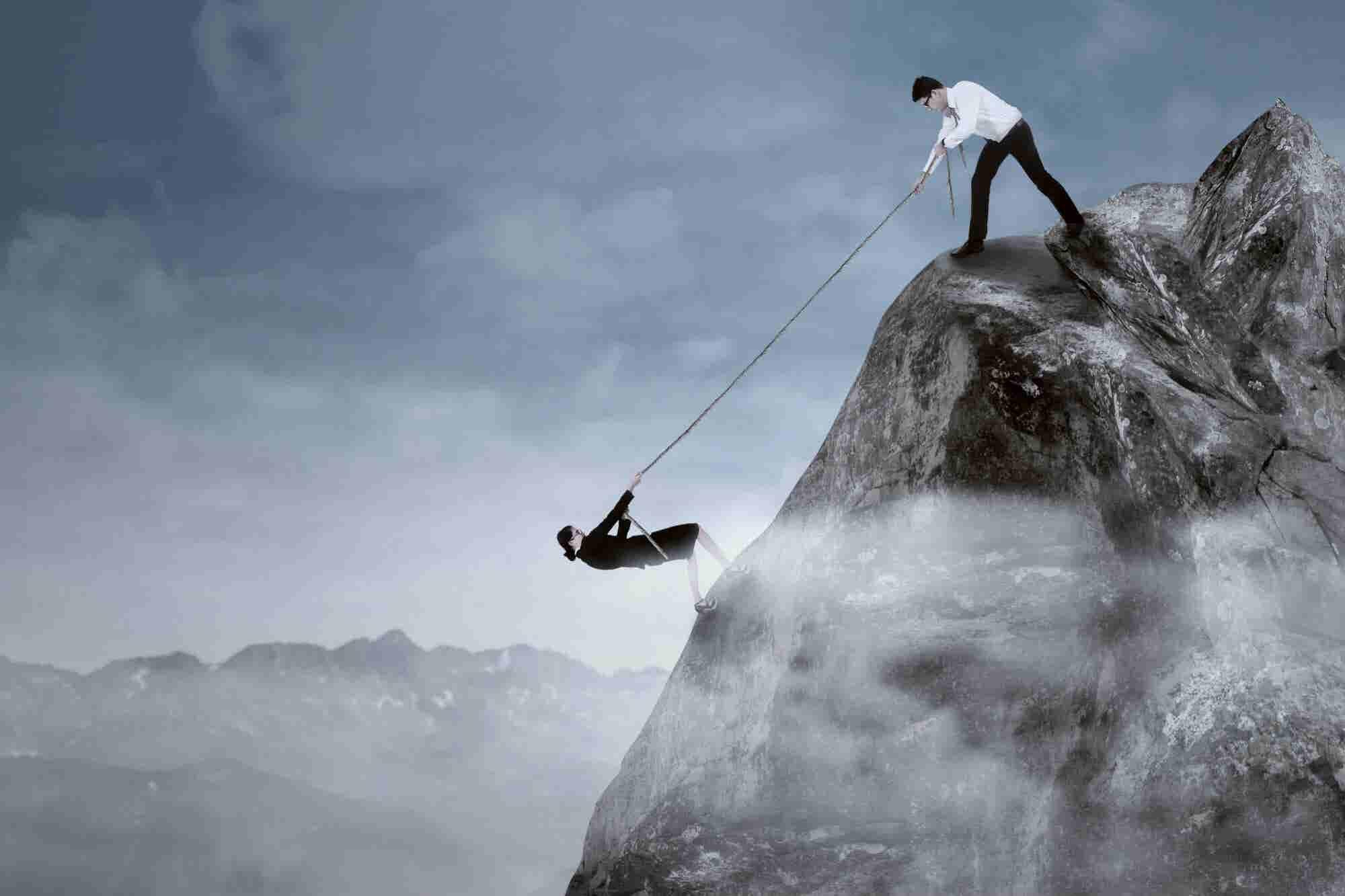 Por qué el fracaso es el mejor amigo de los negocios