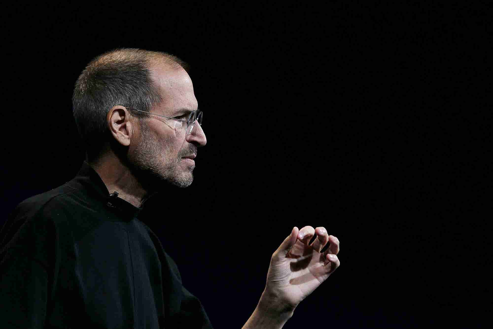 The Steve Jobs Equation for Tough Leadership