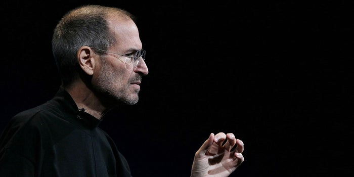 Steve Job's effectiveness boiled down to this:
