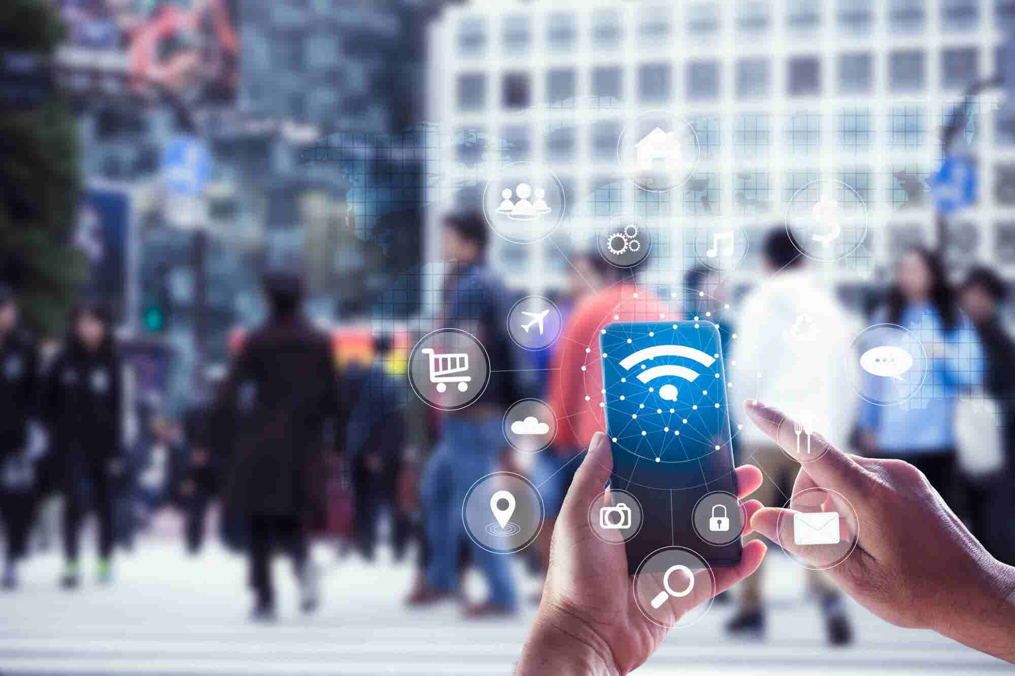 IoT Disruption Has Begun. And Retail Is Just the Start. When Will Your...