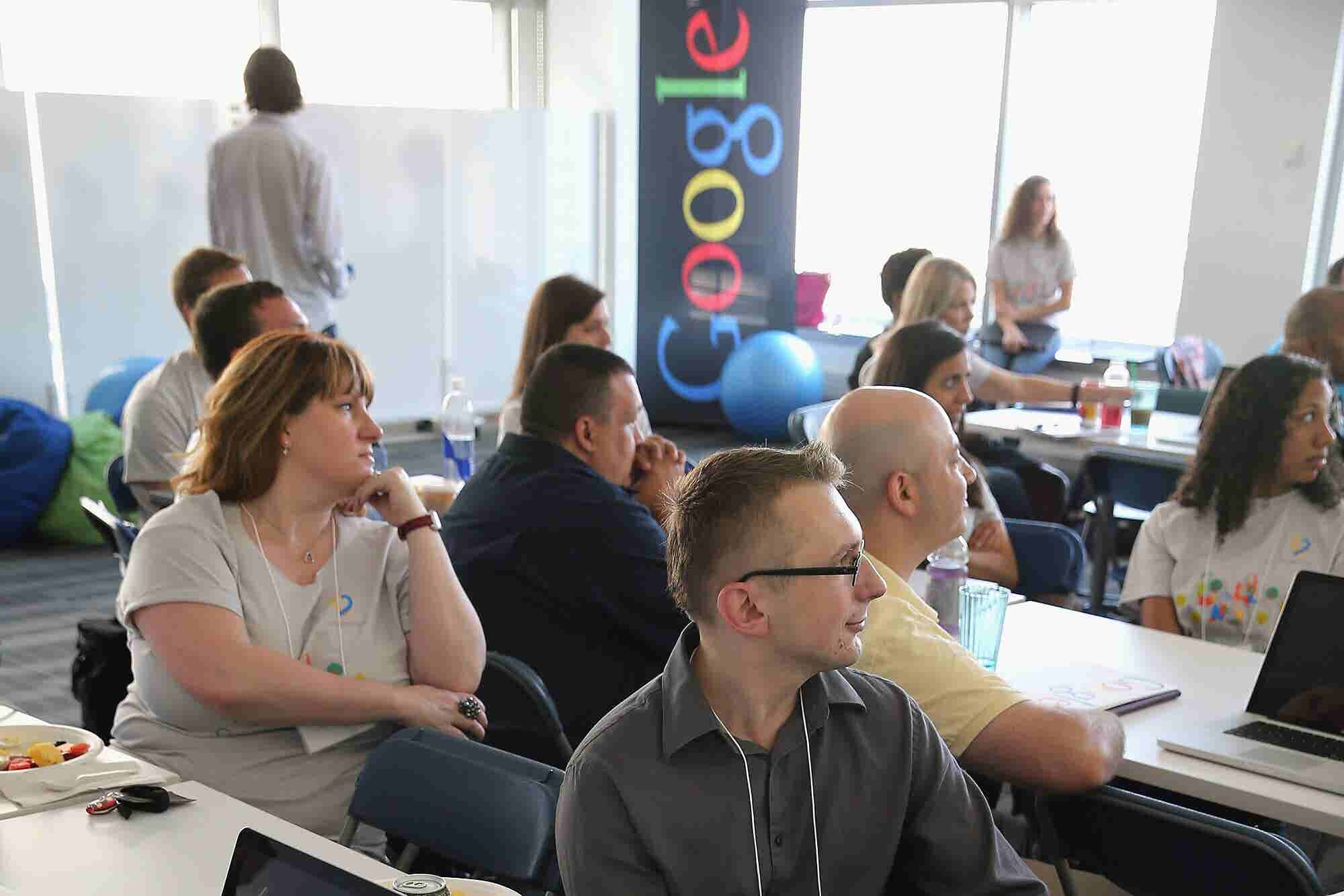 What Every Business Needs to Learn From Google to Optimize Its People