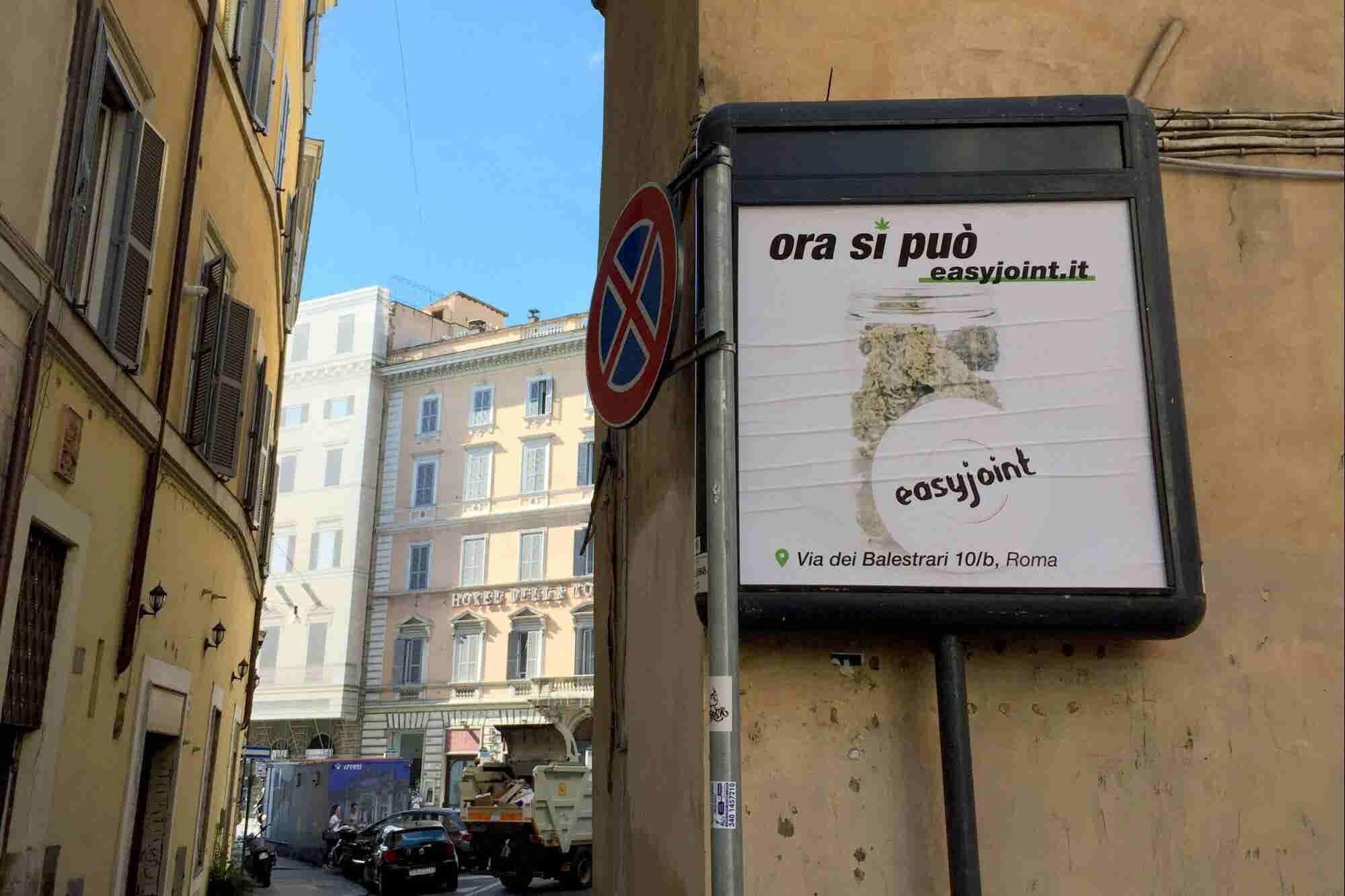 Italia accidentalmente legalizó la marihuana y ahora la mafia está per...