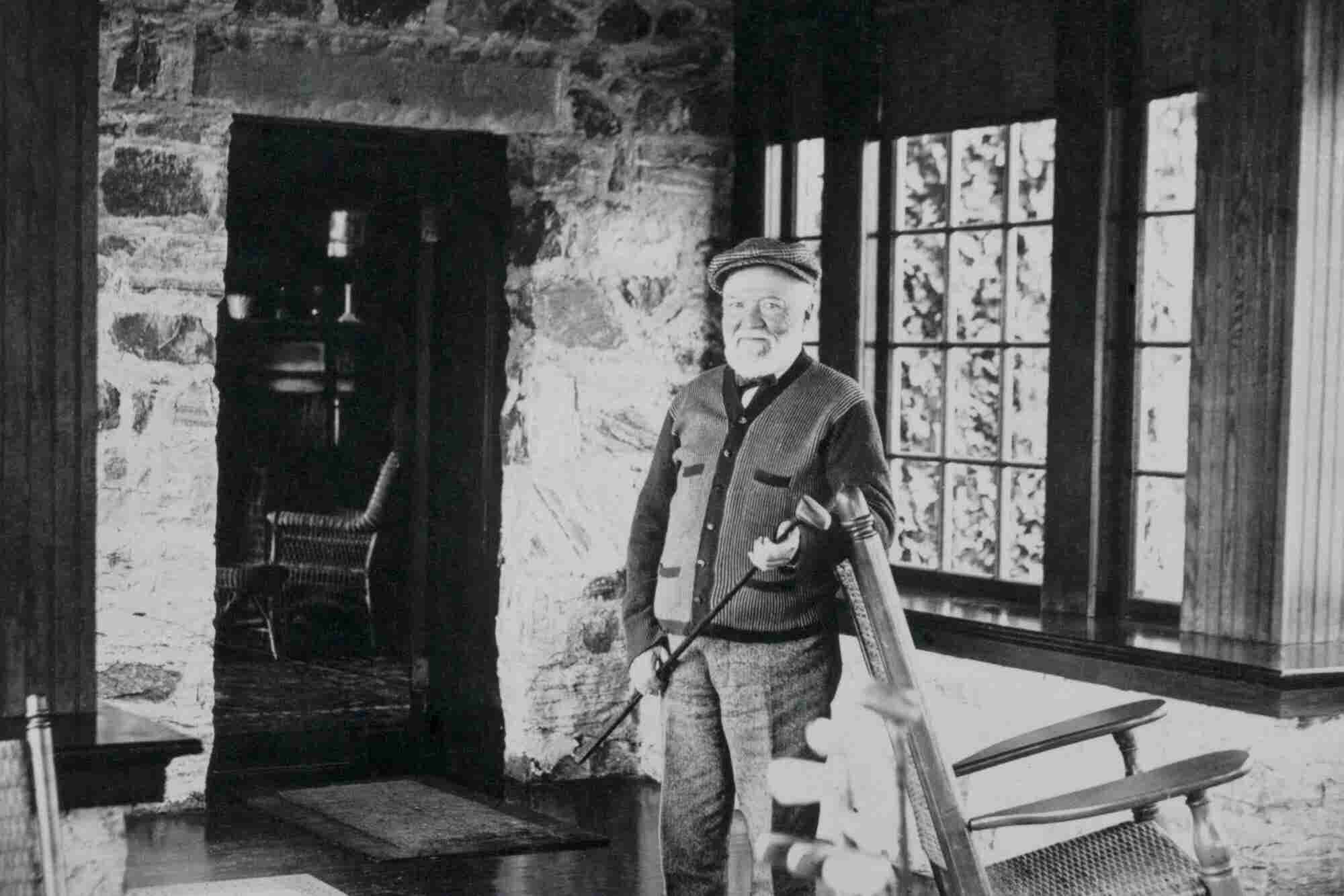How Andrew Carnegie Went From $1.20 a Week to $309 Billion ... Then Ga...