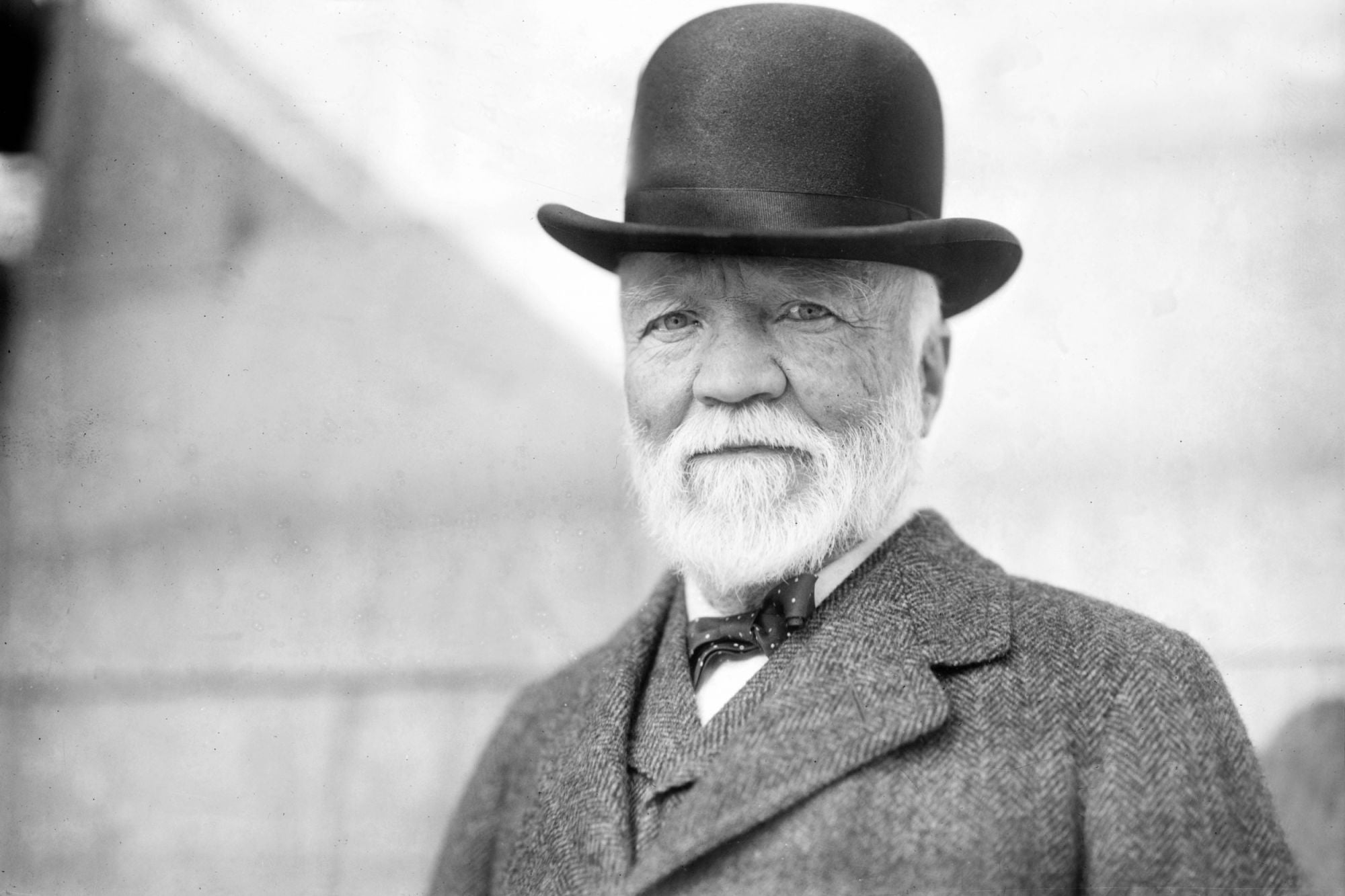 andrew carnegie 1889 essay wealth One of the most profoundly impactful industrialists, andrew carnegie, was additionally a respected philosopher and philanthropist, having written much in his lifetime.