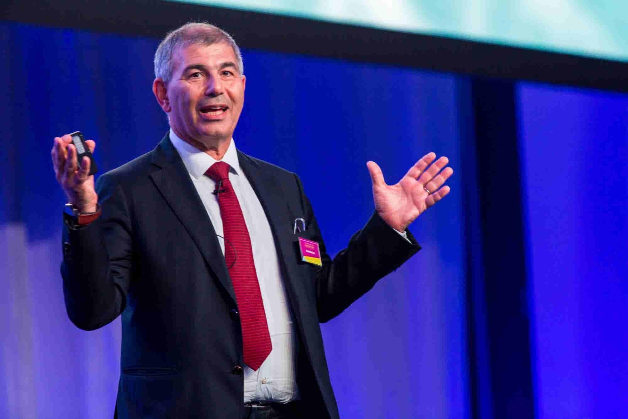 Follow The Leader: Patrick Chalhoub, Co-CEO, Chalhoub Group
