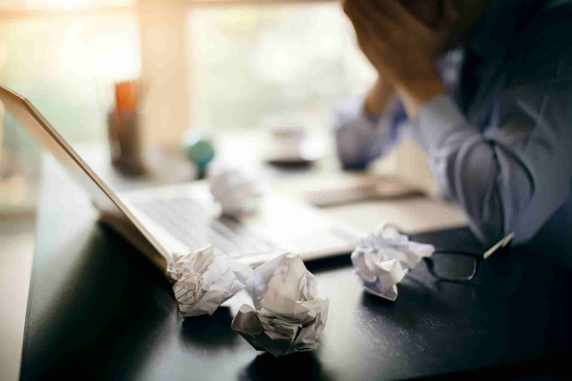 5 Ways Failure Can Help Your Career
