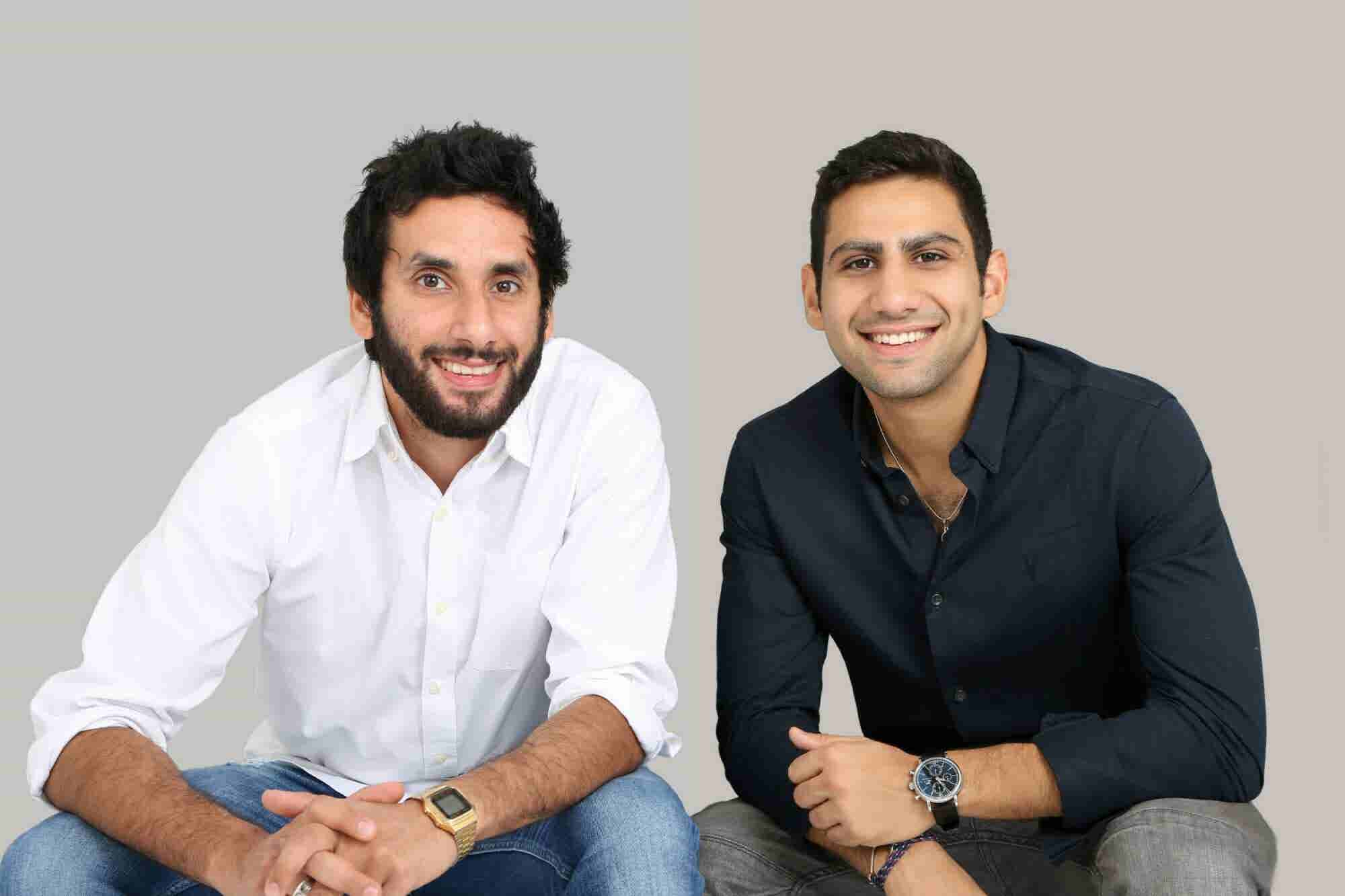Solving The Social Paradox: Calio Co-Founders Latif Baluch and Ramy Al...