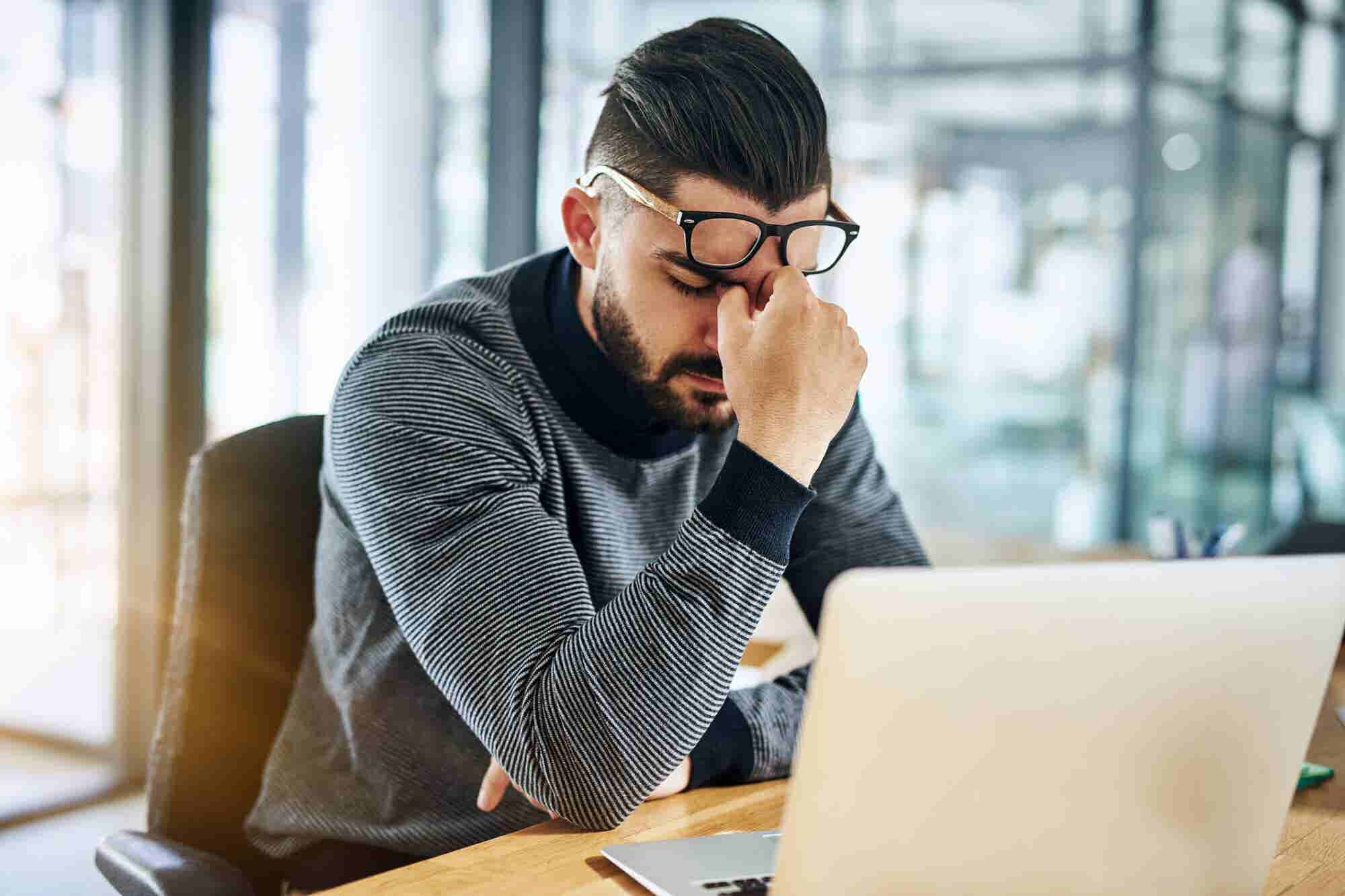 Entrepreneurs Need to Know the True Costs of Overworking Themselves