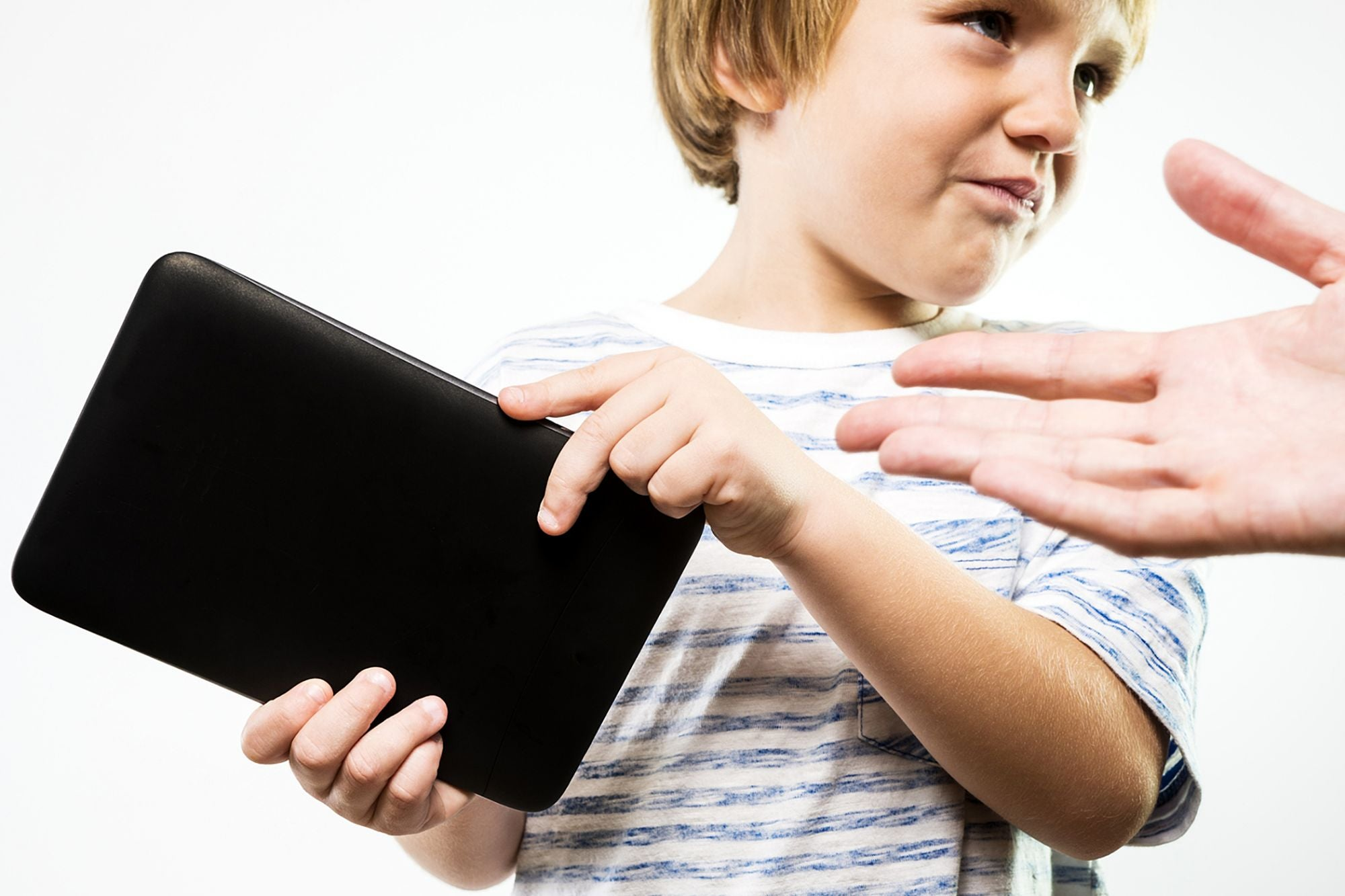 Am I a Hypocrite If I Shield My Child From the Digital Tools I Help Create?