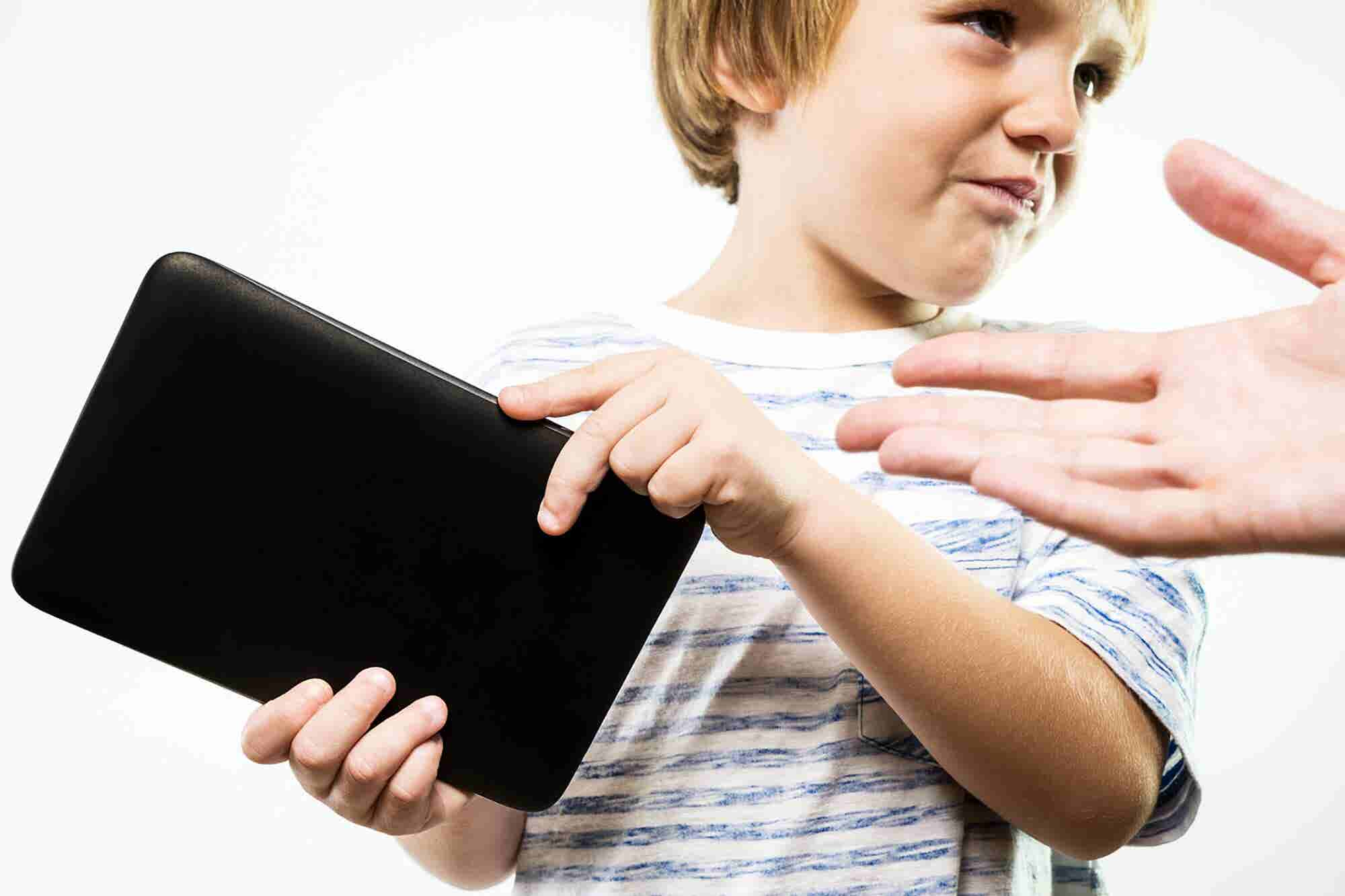 Am I a Hypocrite If I Shield My Child From the Digital Tools I Help Cr...