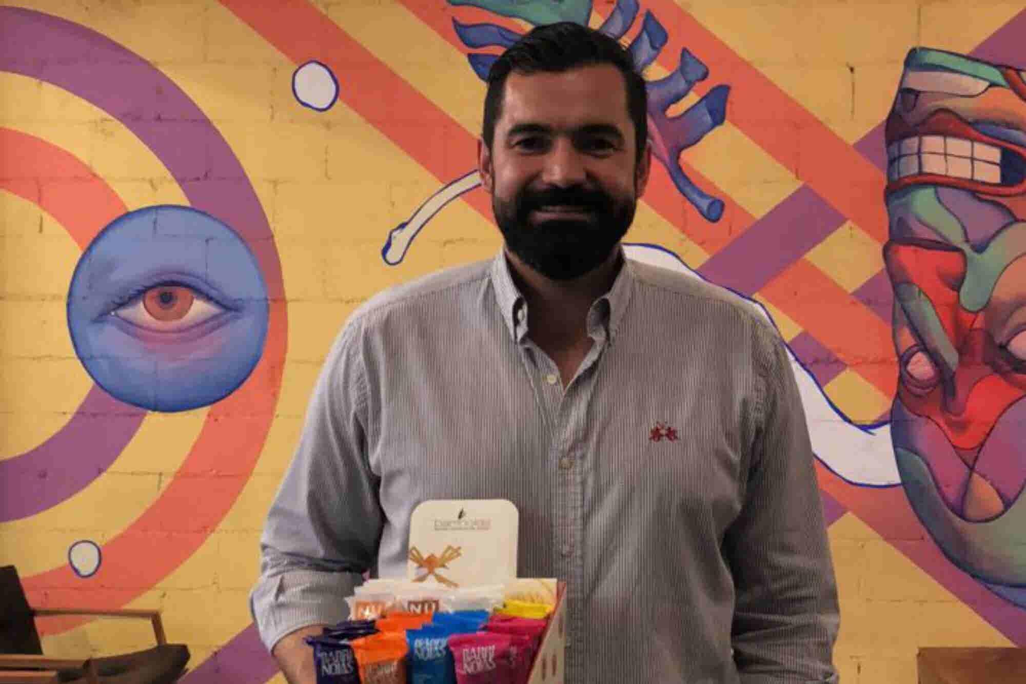 El emprendedor de barras nutritivas que compite con Kellogg's y Quaker