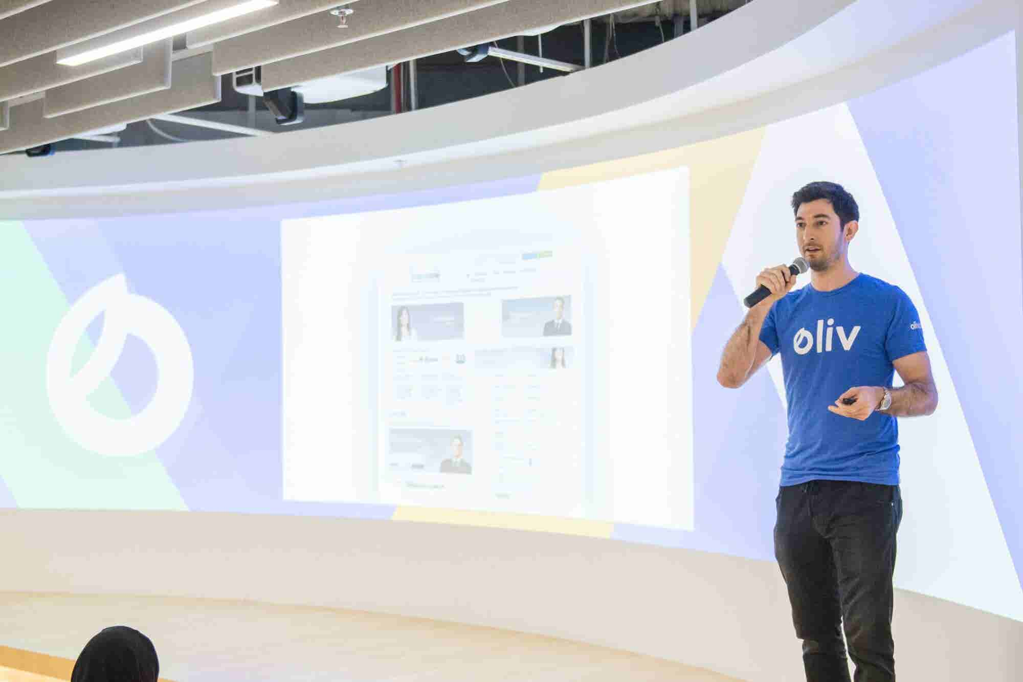Follow The Leader: Jean-Michel Gauthier, CEO, Oliv
