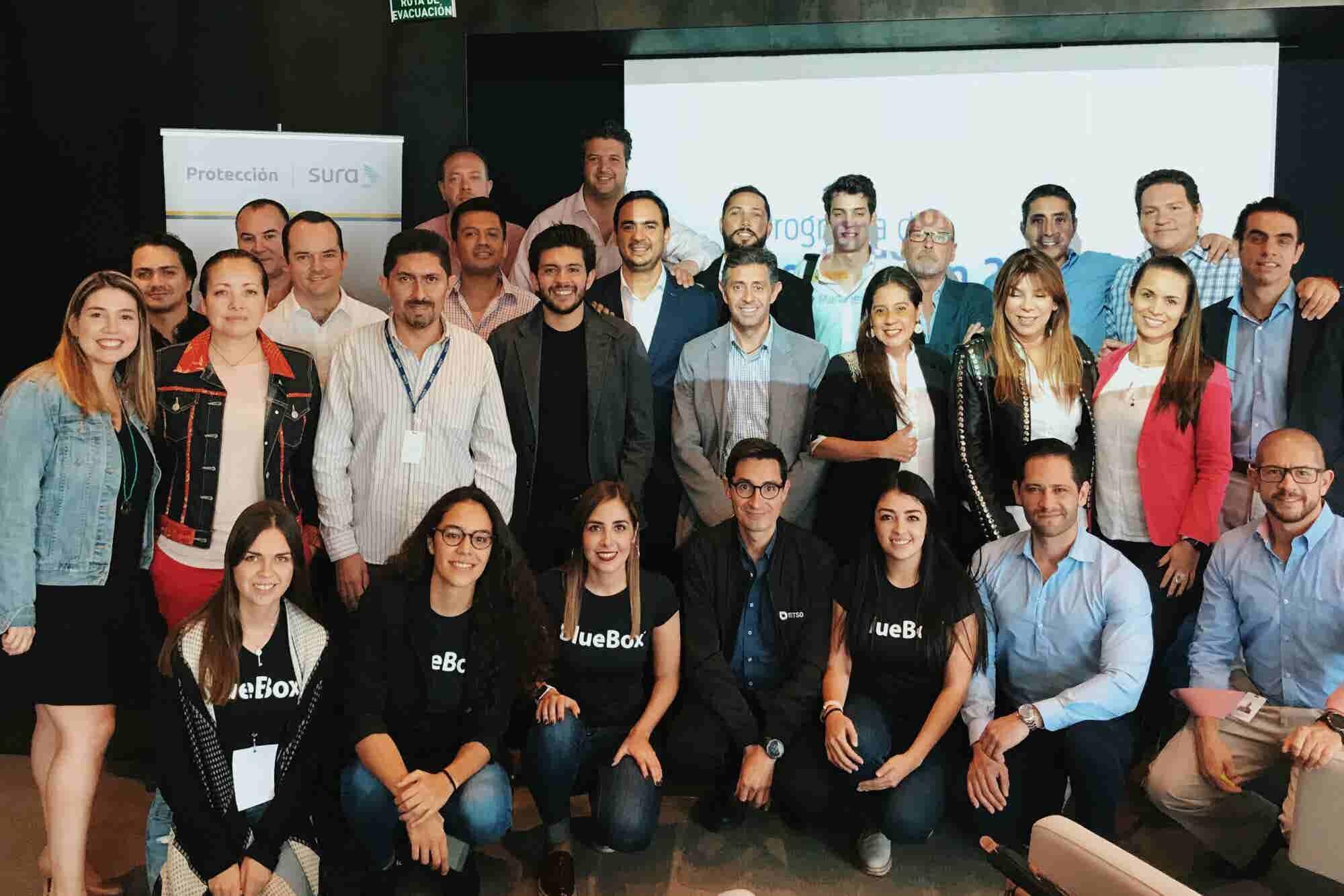 SURA Asset Management México anuncia las startups seleccionadas para el Programa de Aceleración 2018