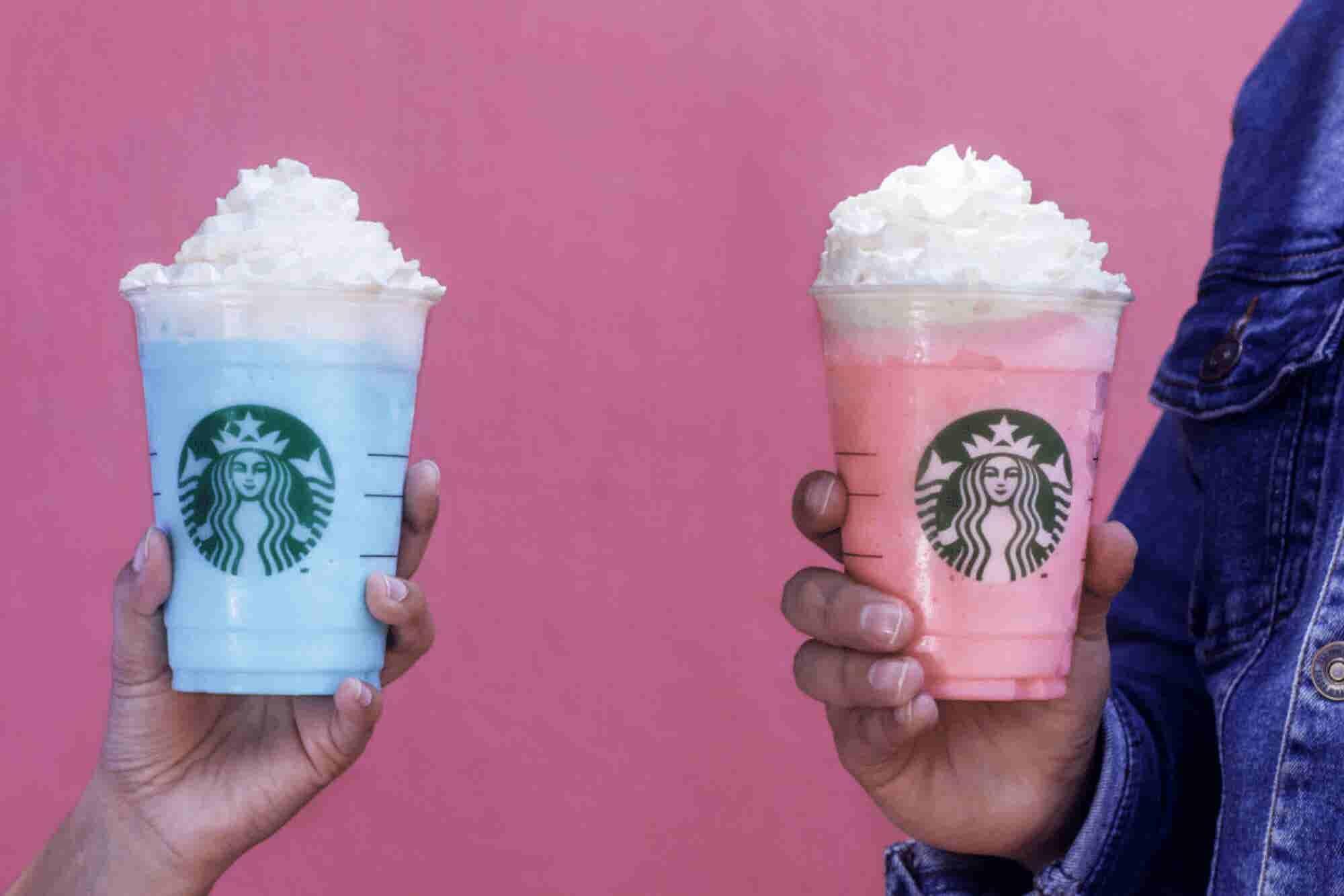 Back to the Flavor, la bebida de Starbucks que quiere volverte a la infancia