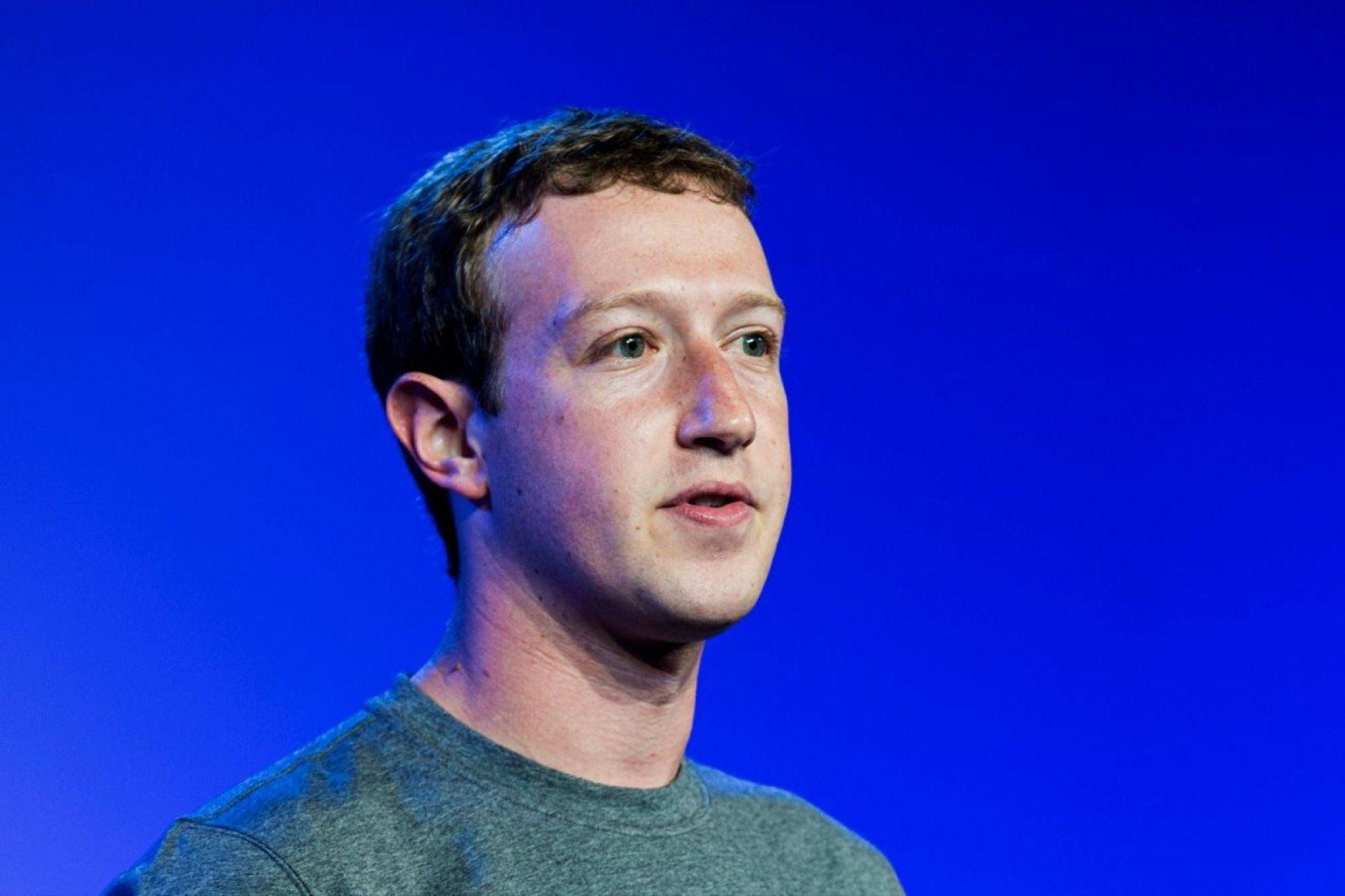 Zuckerberg reaction facebooks ipo