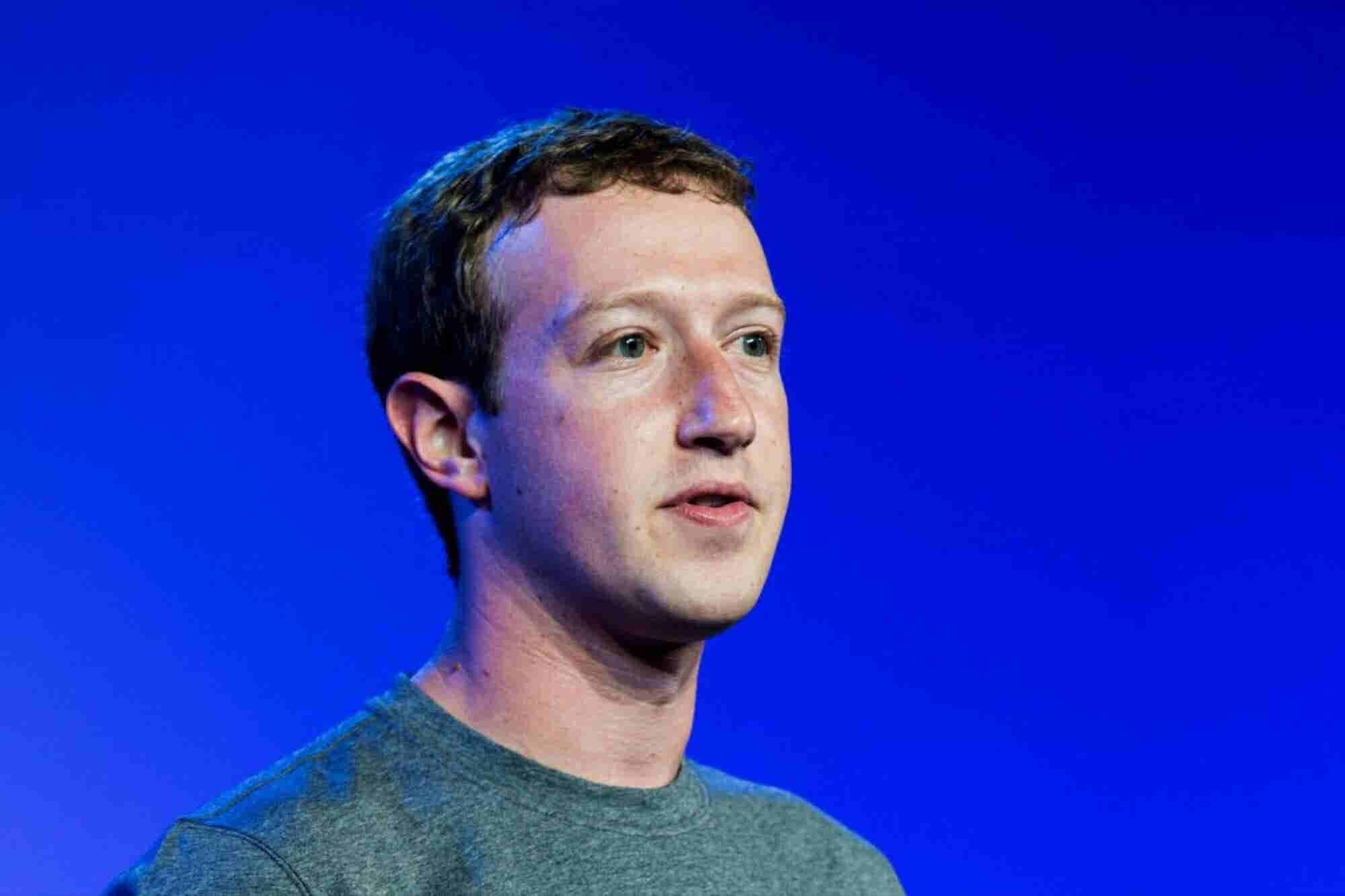 10 frases de Mark Zuckerberg