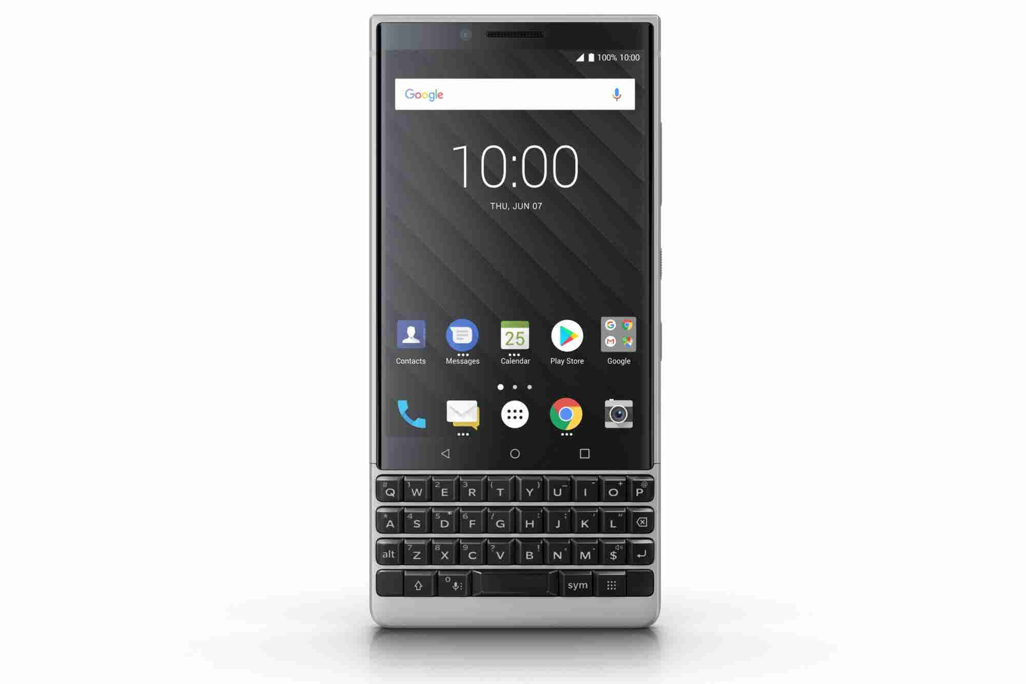 Locked And Loaded: BlackBerry KEY2