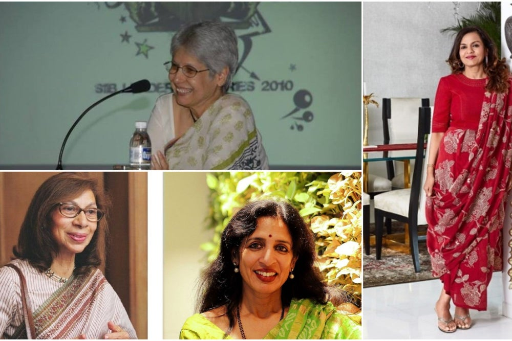 Say Hello to The Wealthiest Indian Women