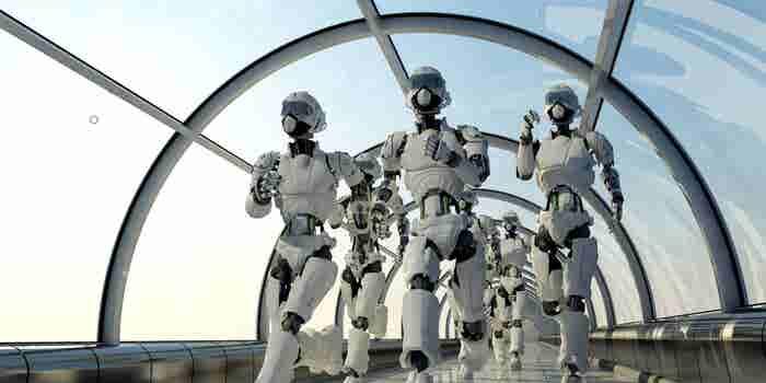 Esta es una de las reuniones más grandes de robots en el mundo
