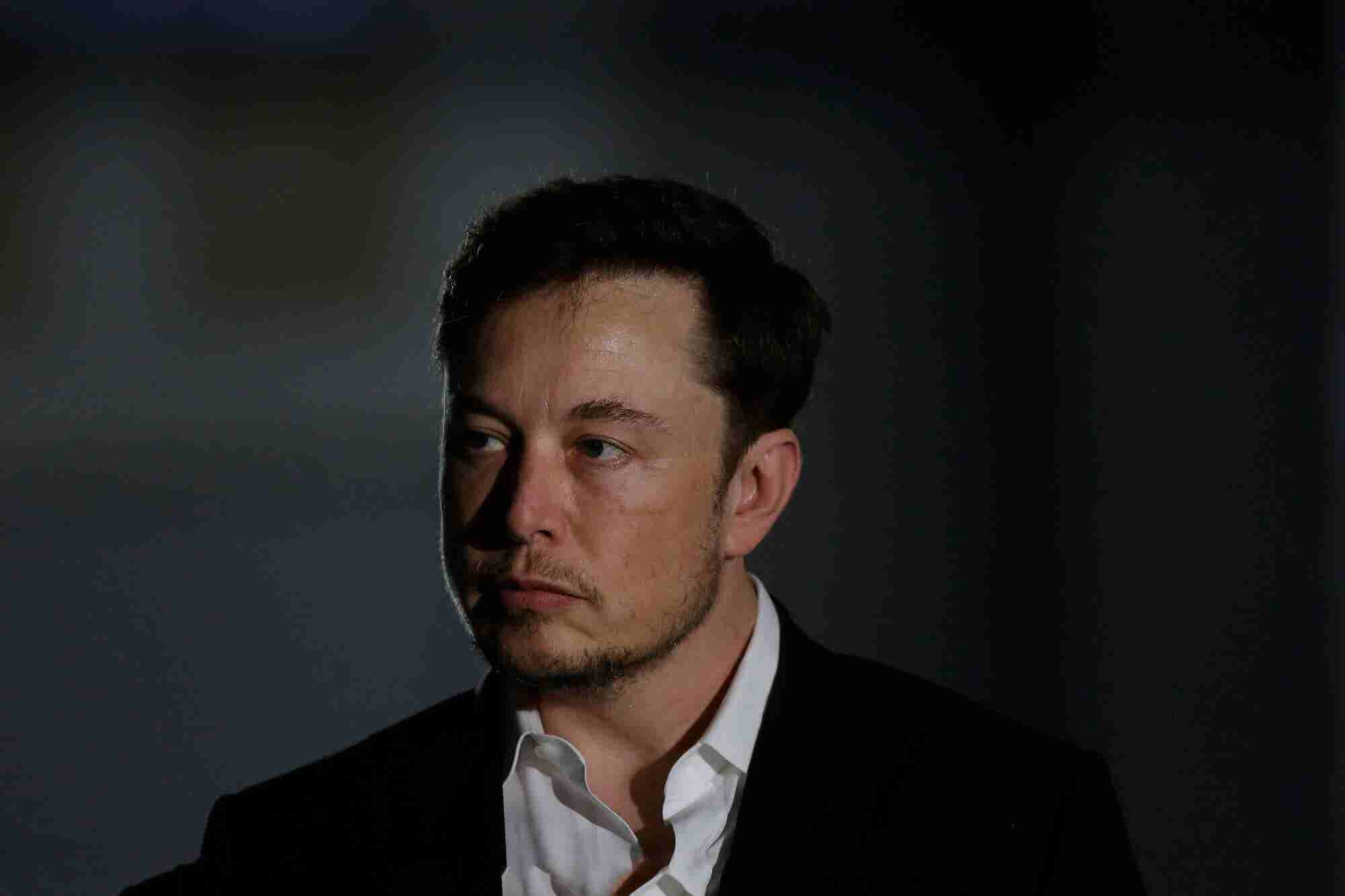 Elon Musk Is Sounding Very Unhappy and Assumes His Life Will Get Worse
