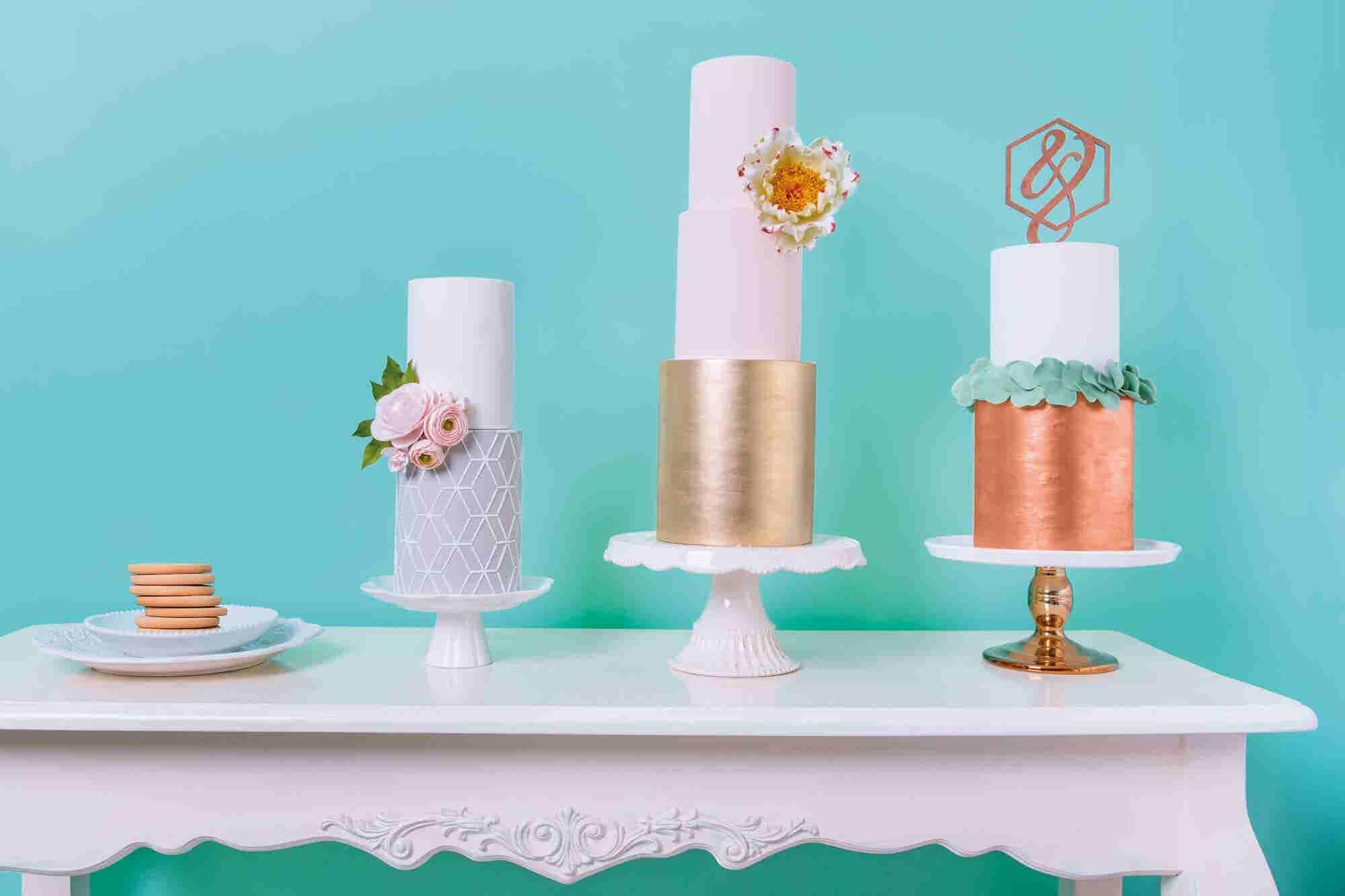 Galería: Conoce los pasteles de diseño de VanilleCouture Cakeshop
