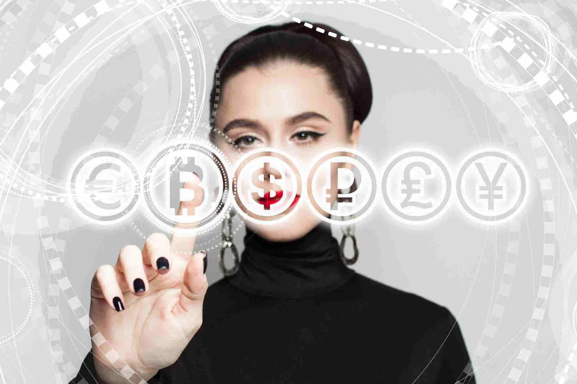 5 Big Reasons Why Crypto Needs You -- If You're a Woman, That Is