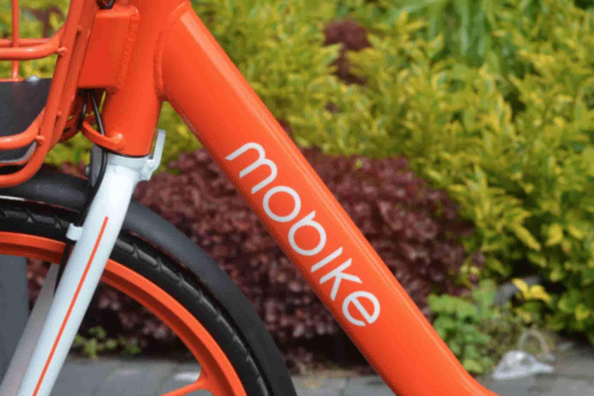Mobike trae a México su bicicleta Lite, de las más ligeras del mundo