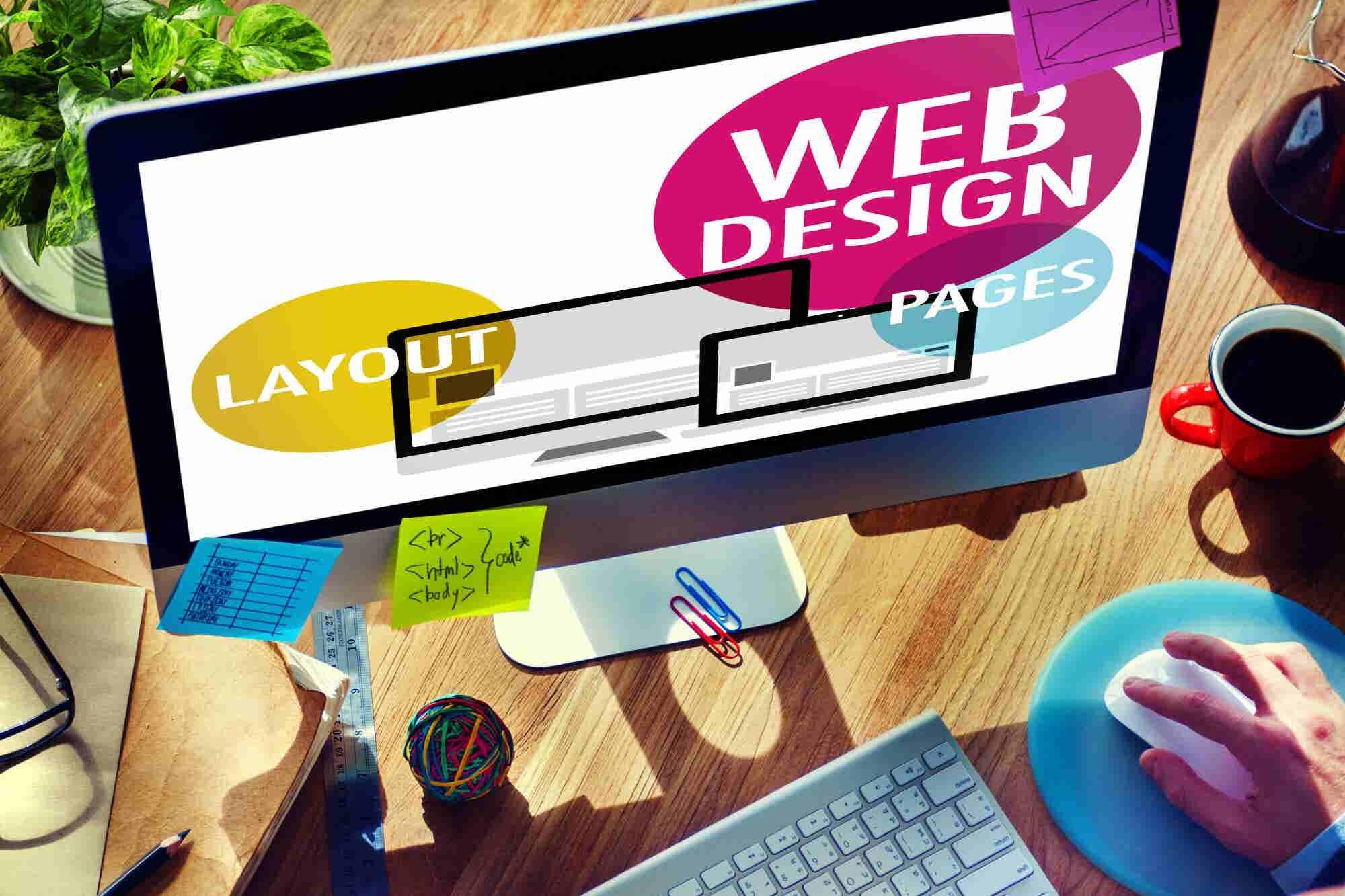 Consejos para crear una página web perfecta para tu negocio