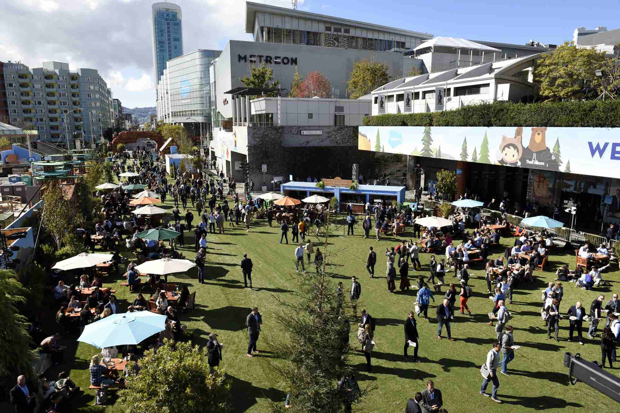 Everything You Need to Know About Dreamforce 2018