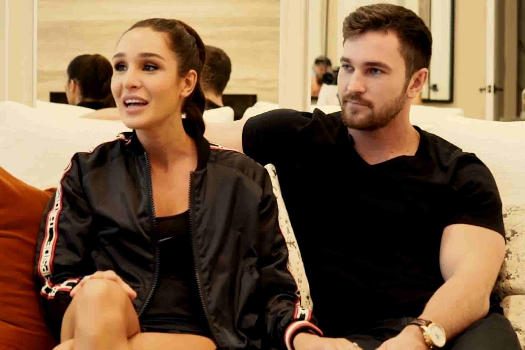 How the Sweat App's Kayla Itsines and Tobi Pearce Built a Fitness Empire
