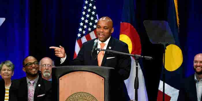 Denver Mayor Who Opposed Legal Marijuana Now Celebrates It