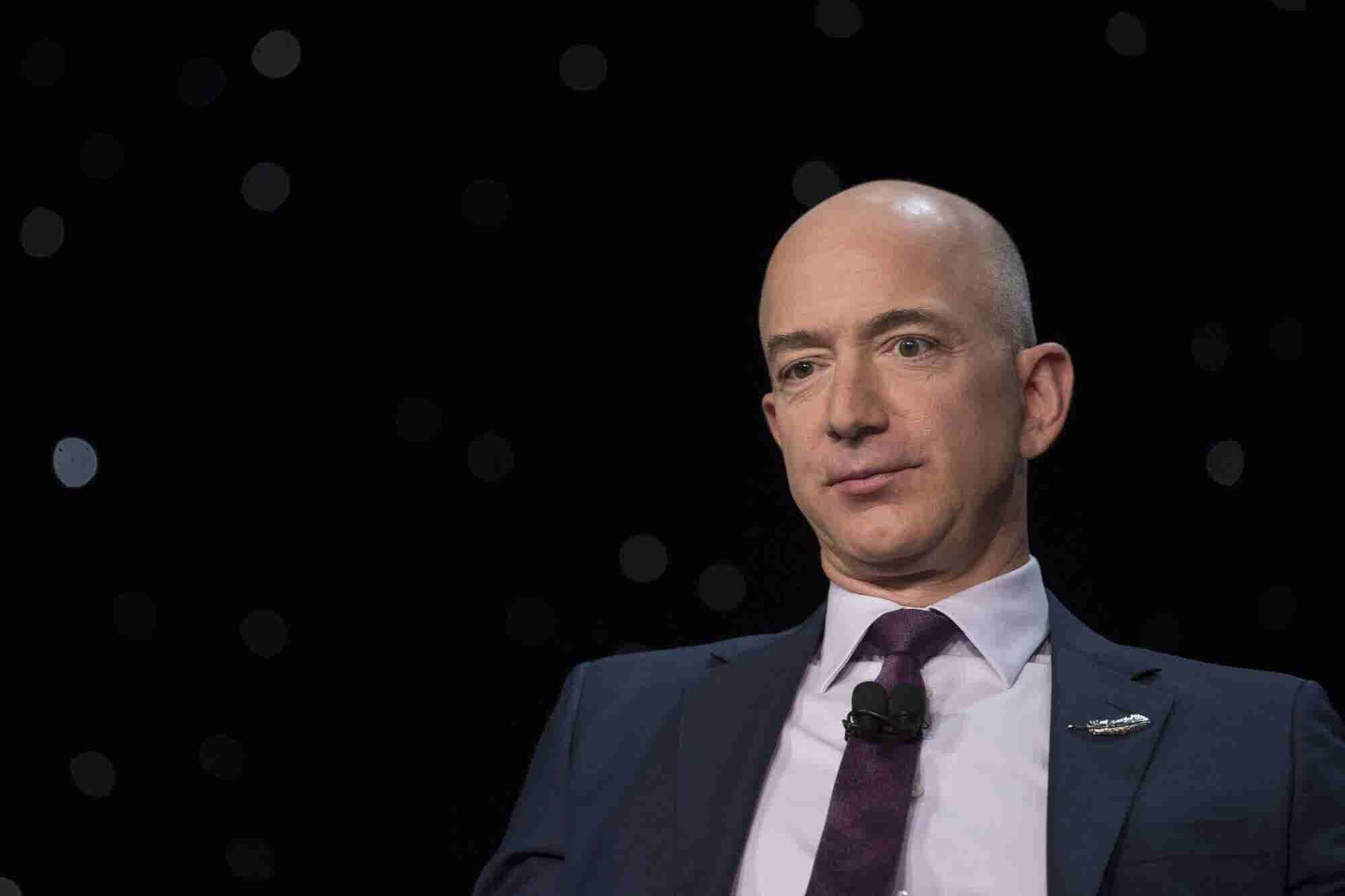 Check Out the First Job Listing Jeff Bezos Posted for Amazon 24 Years Ago