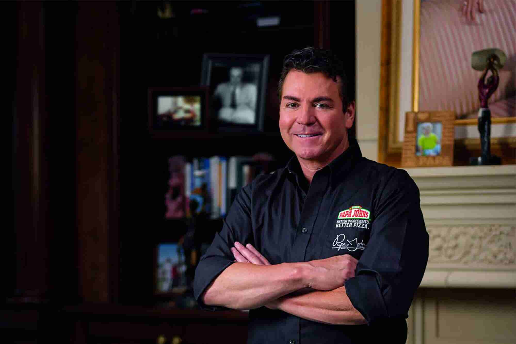 Ousted Papa John's Founder Creates Website to 'Save' His Company and G...