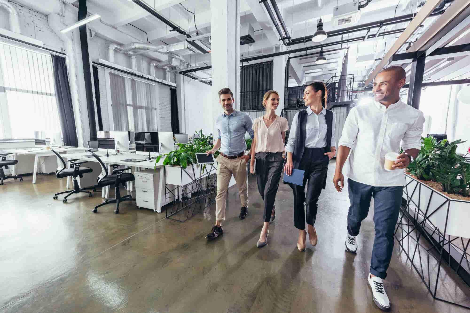 El tamaño de tu lugar de trabajo influye en tu nivel de estrés