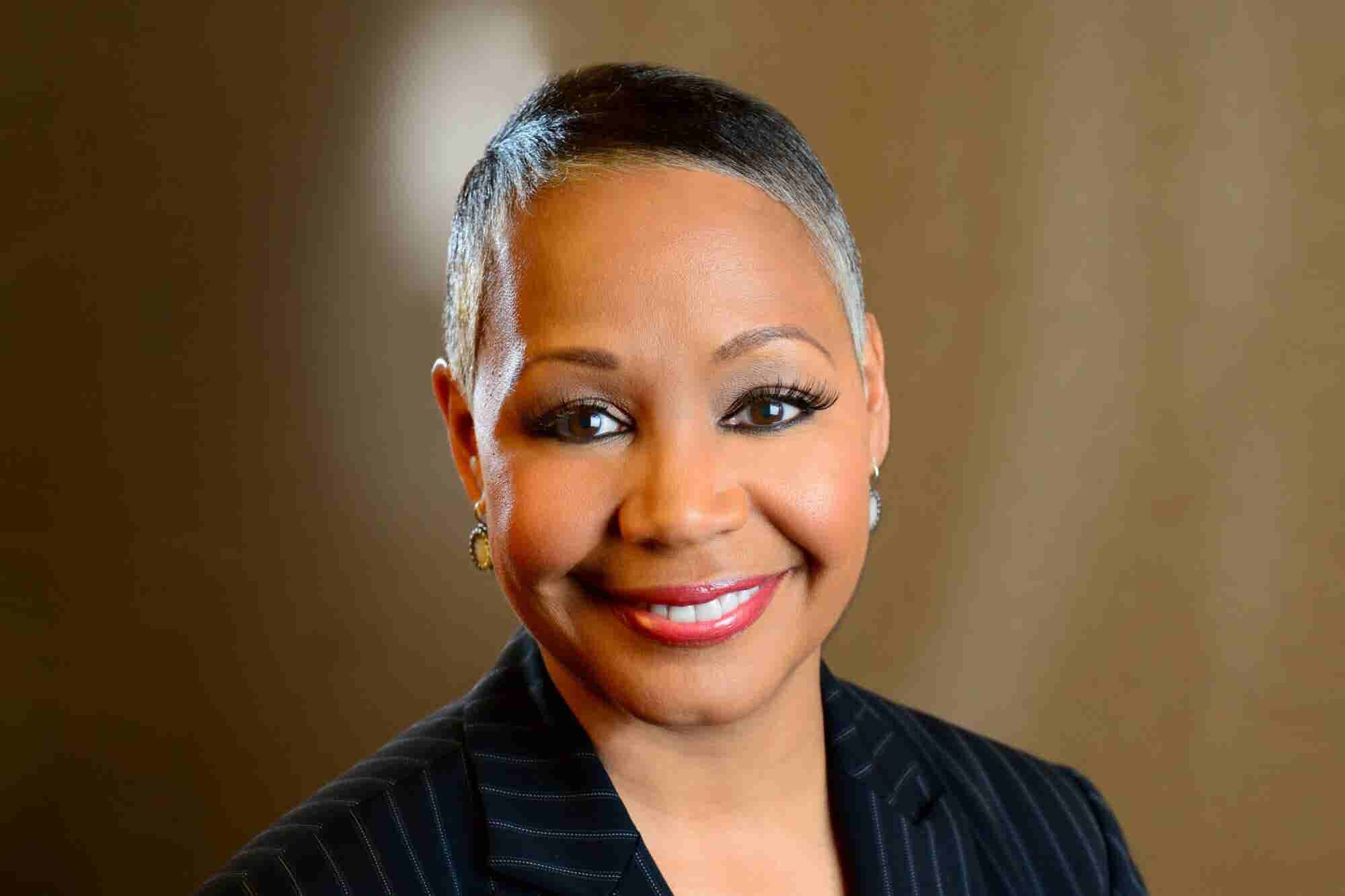 WNBA President Lisa Borders Shares Why She Believes 'Failure Is Not Fa...